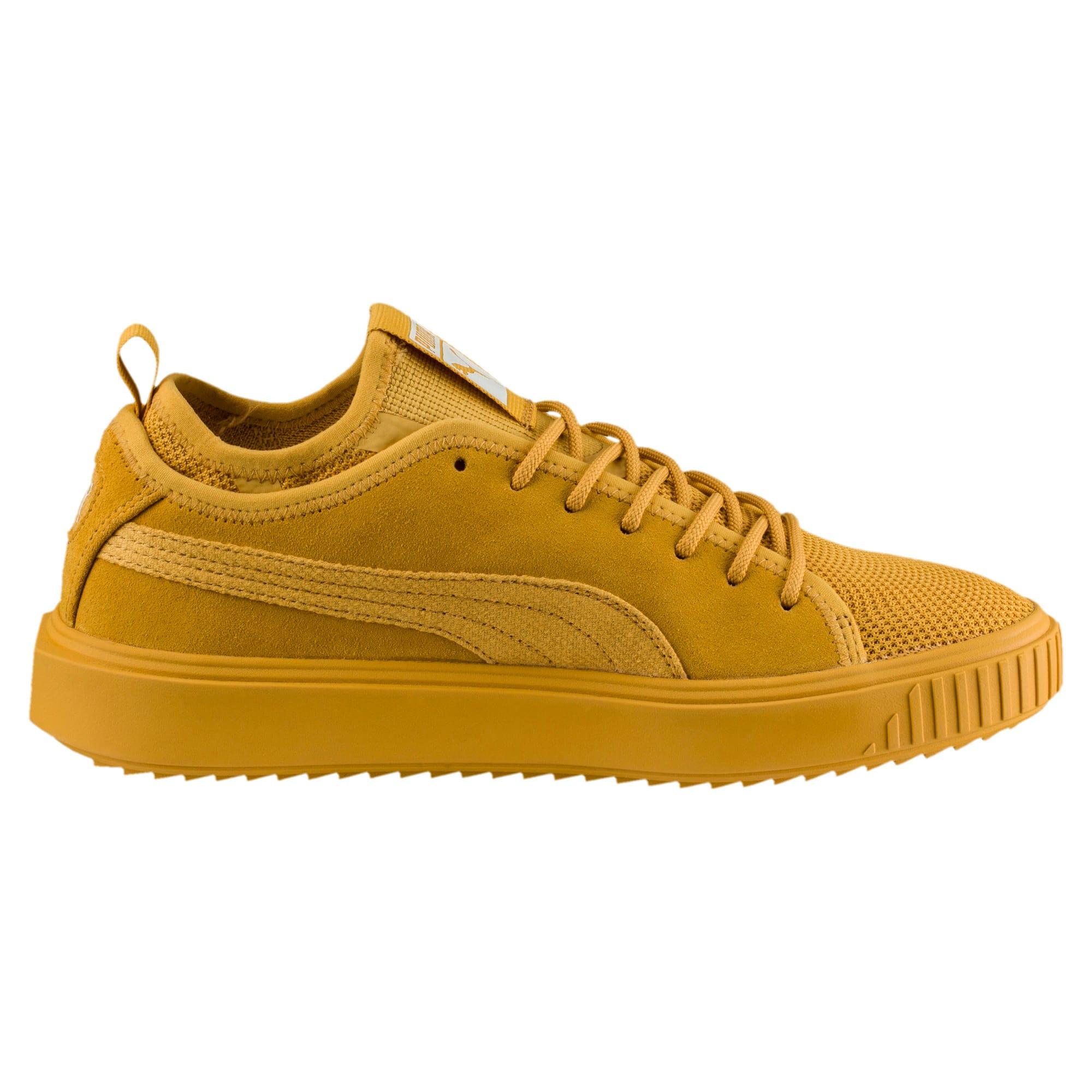 Thumbnail 3 of Breaker Mesh Men's Sneakers, Mineral Yellow-Minl Yellow, medium