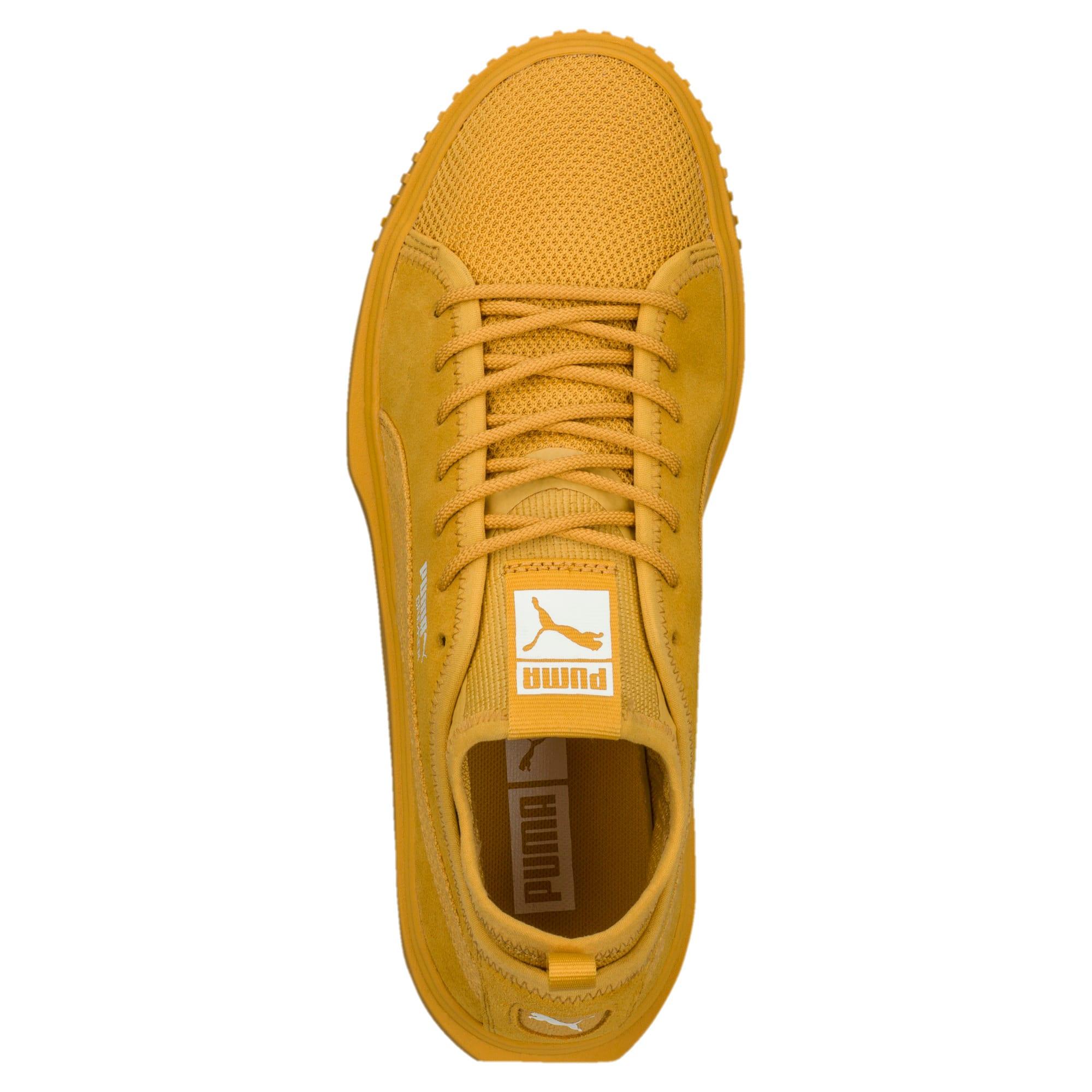 Thumbnail 5 of Breaker Mesh Men's Sneakers, Mineral Yellow-Minl Yellow, medium