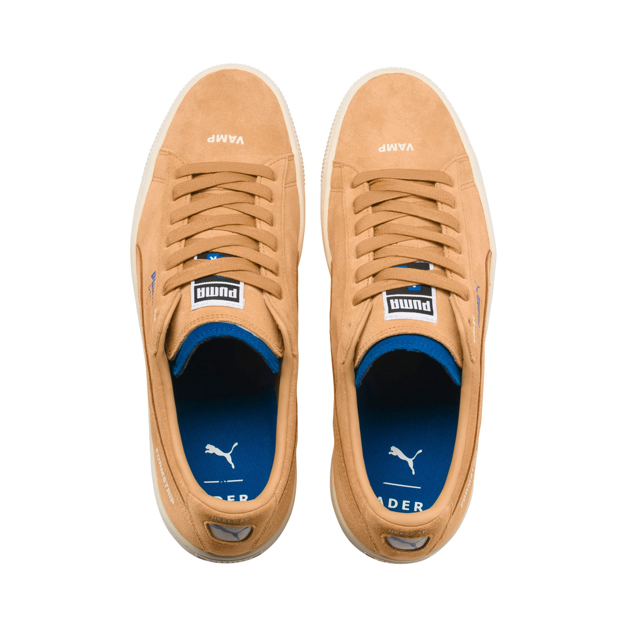 Thumbnail 7 of PUMA x ADER ERROR Suede Sneakers, Taffy, medium