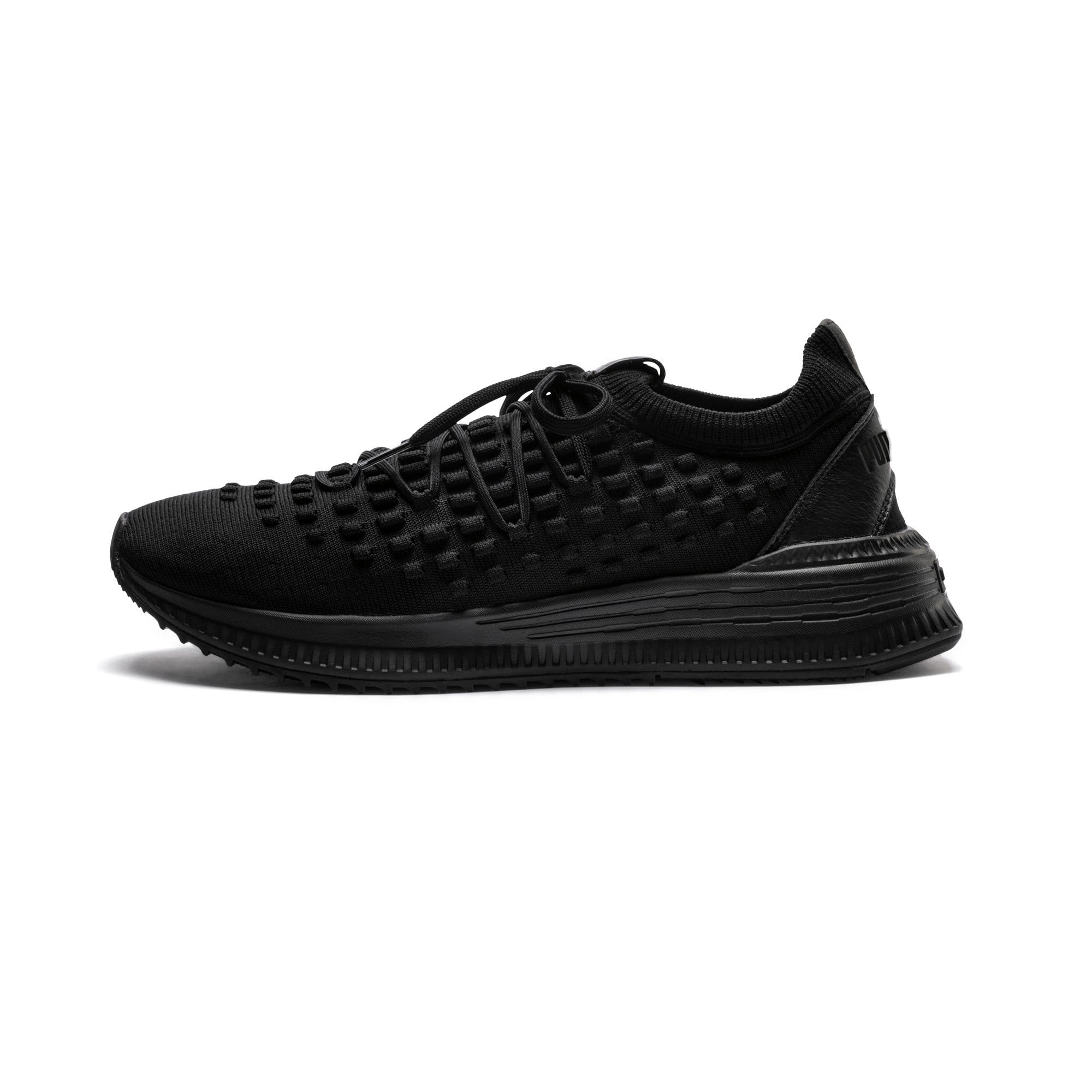 Thumbnail 1 of Evolution AVID FUSEFIT Sneakers, Puma Black-Puma Black-Black, medium