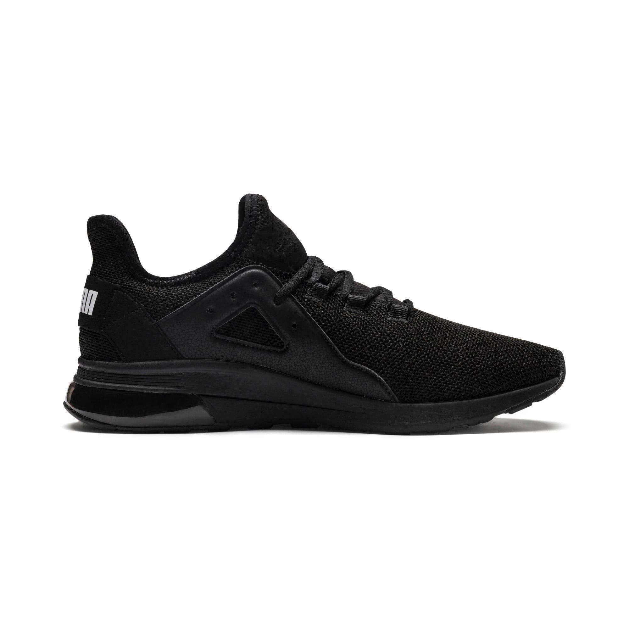 Thumbnail 5 of Electron Street Sneakers, Puma Black-Puma Black-Black, medium