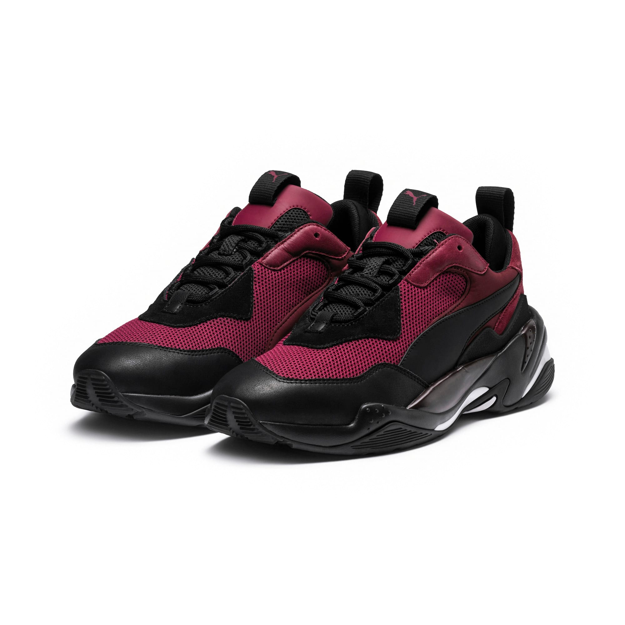 Thumbnail 2 of Thunder Spectra Sneakers, Rhododendron-P Black-T Port, medium