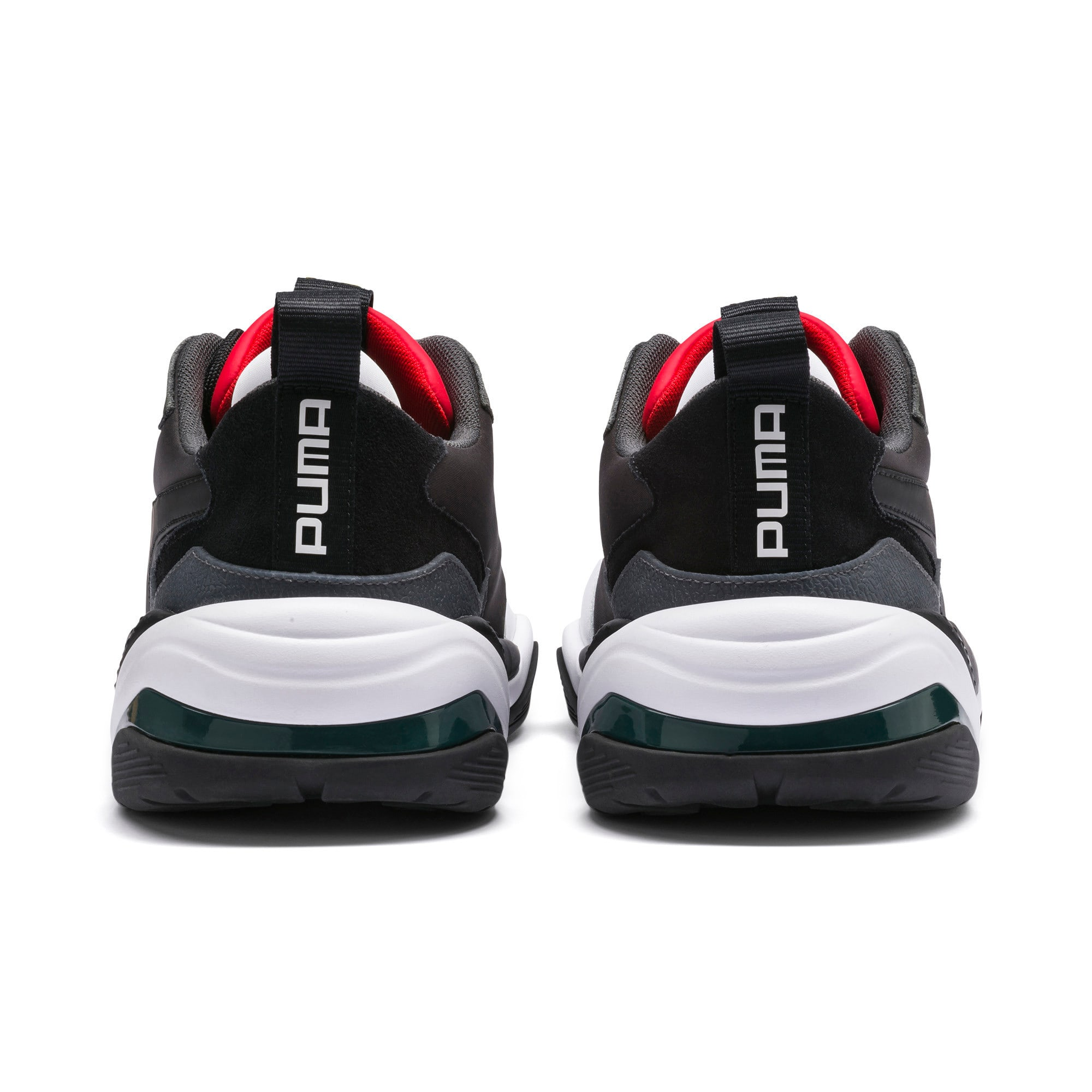 Thumbnail 3 of Thunder Spectra Sneakers, Puma Black-High Risk Red, medium