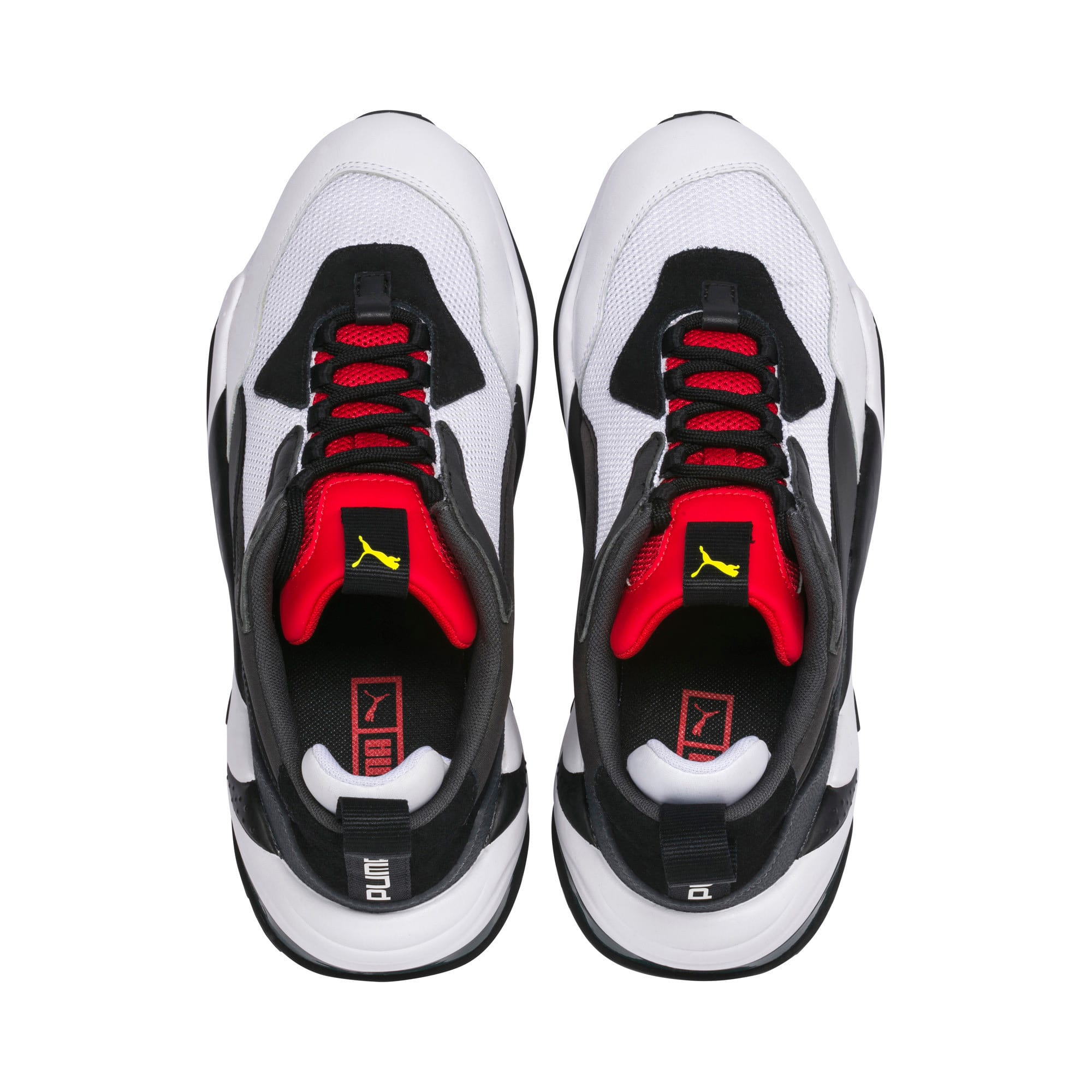 Thumbnail 6 of Thunder Spectra Sneakers, Puma Black-High Risk Red, medium