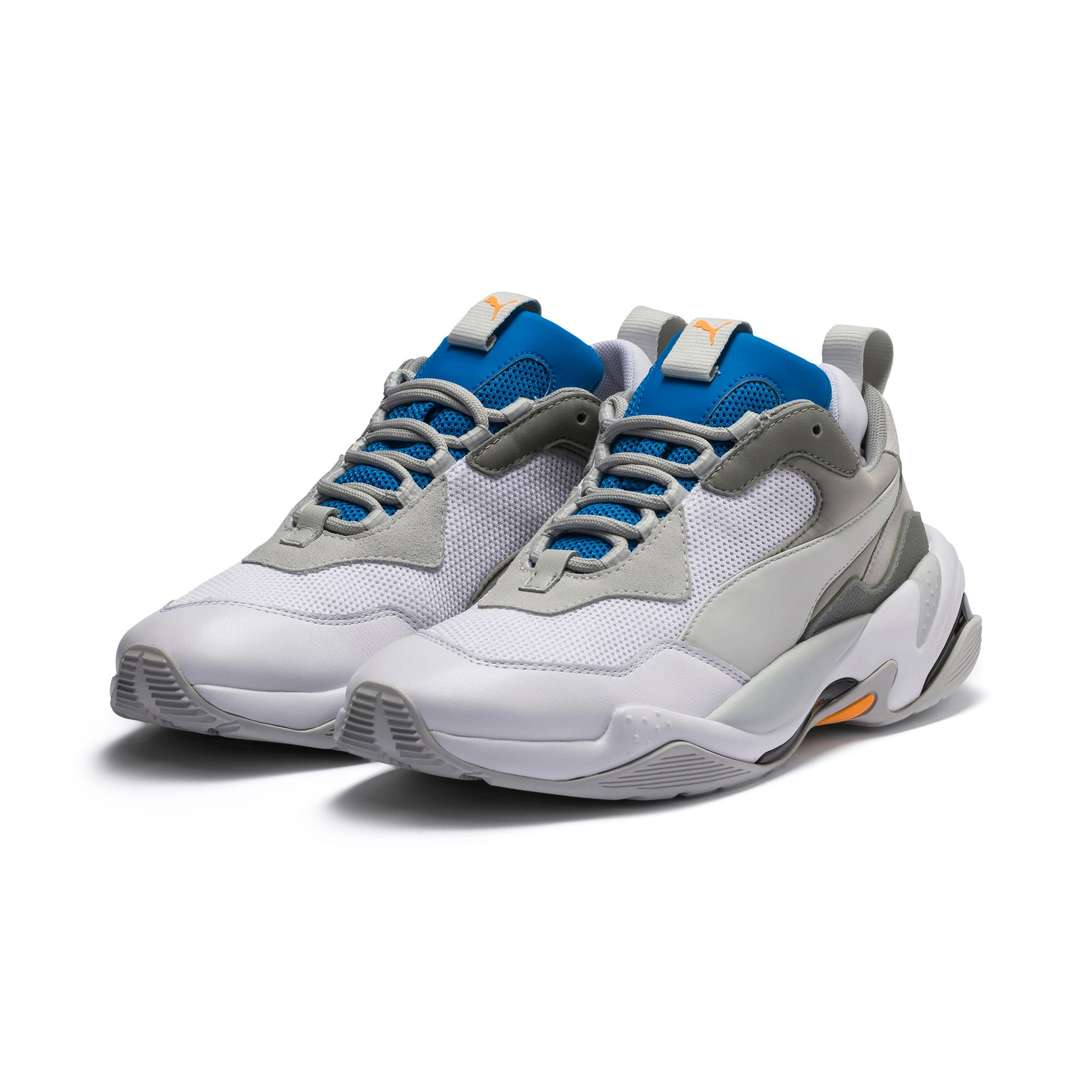 Thumbnail 2 of Thunder Spectra Sneakers, Glacier Gray-Indigo Bunting, medium