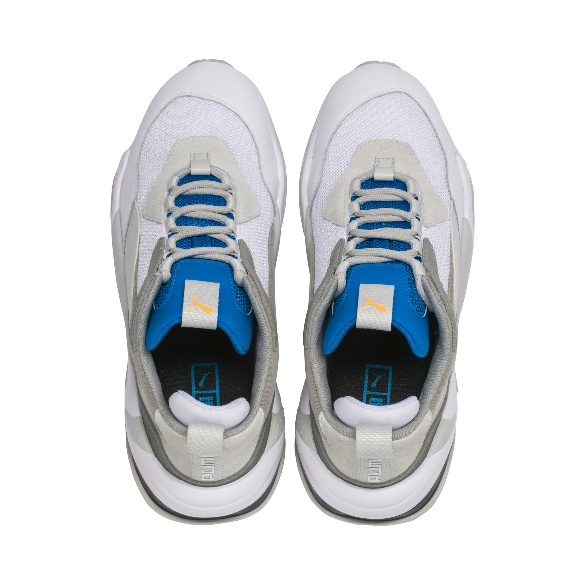 Thumbnail 6 of Thunder Spectra Sneakers, Glacier Gray-Indigo Bunting, medium