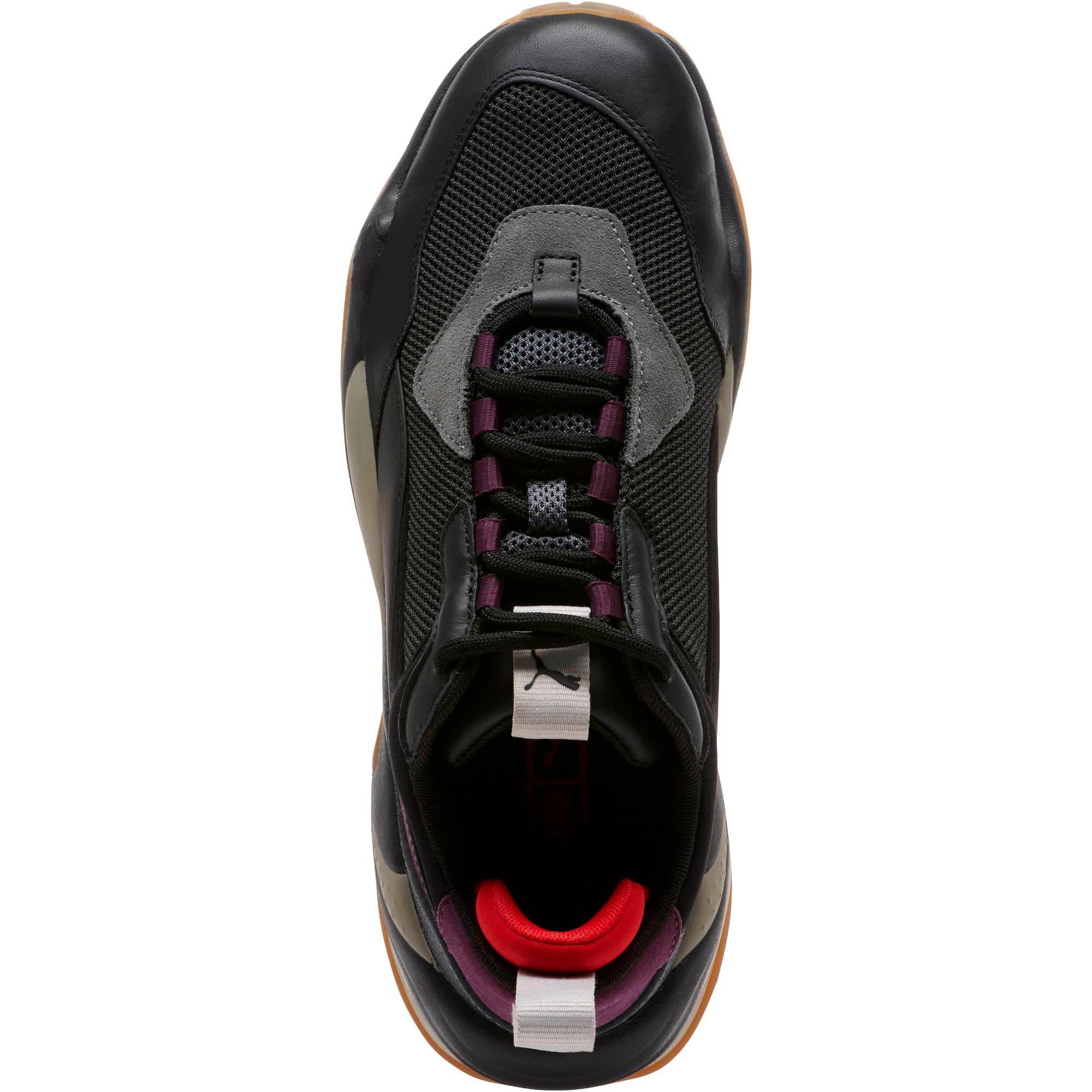 Thumbnail 5 of Thunder Spectra Sneakers, Puma Black, medium