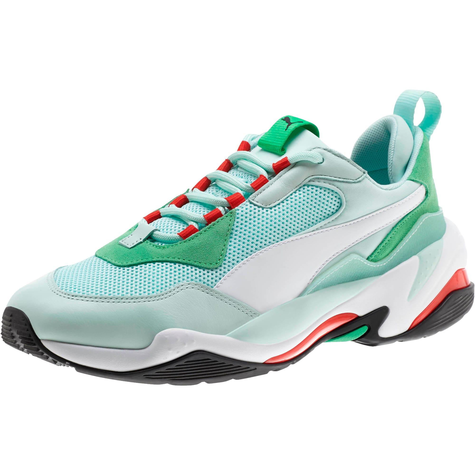 Thumbnail 1 of Thunder Spectra Sneakers, Fair Aqua-Irish Green, medium