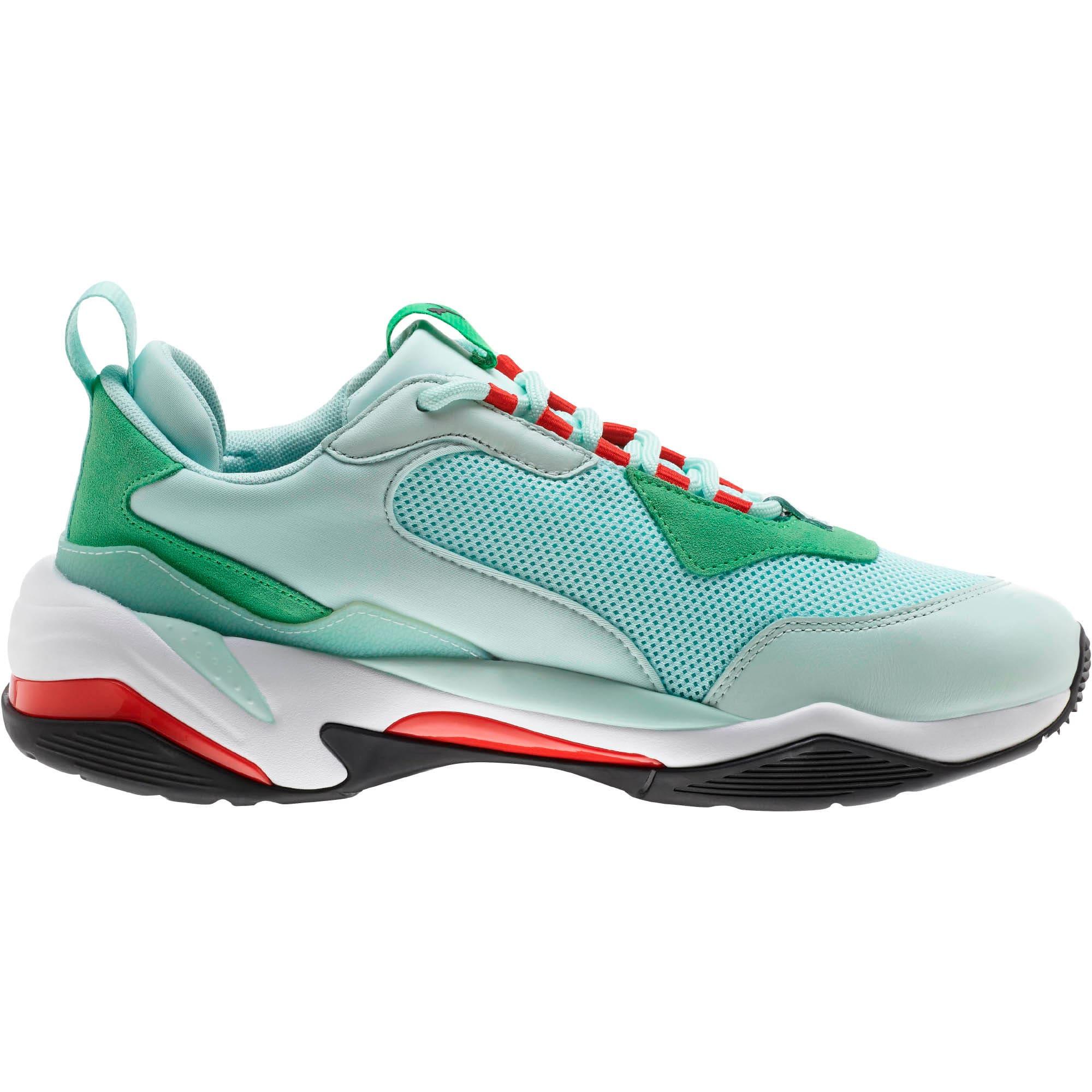 Thumbnail 4 of Thunder Spectra Sneakers, Fair Aqua-Irish Green, medium