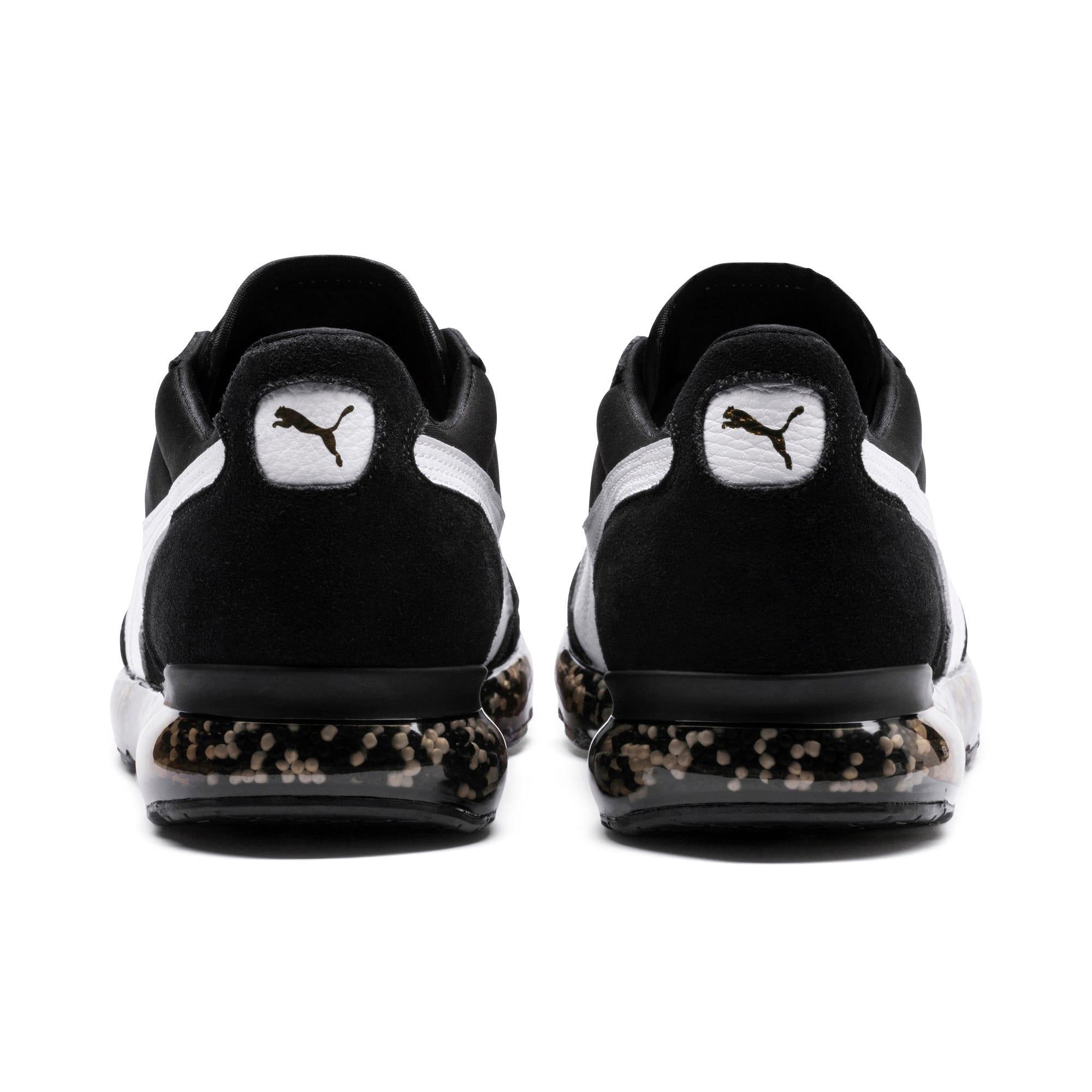 Thumbnail 4 of Jamming Easy Rider Running Shoes, Puma Black-Puma White, medium