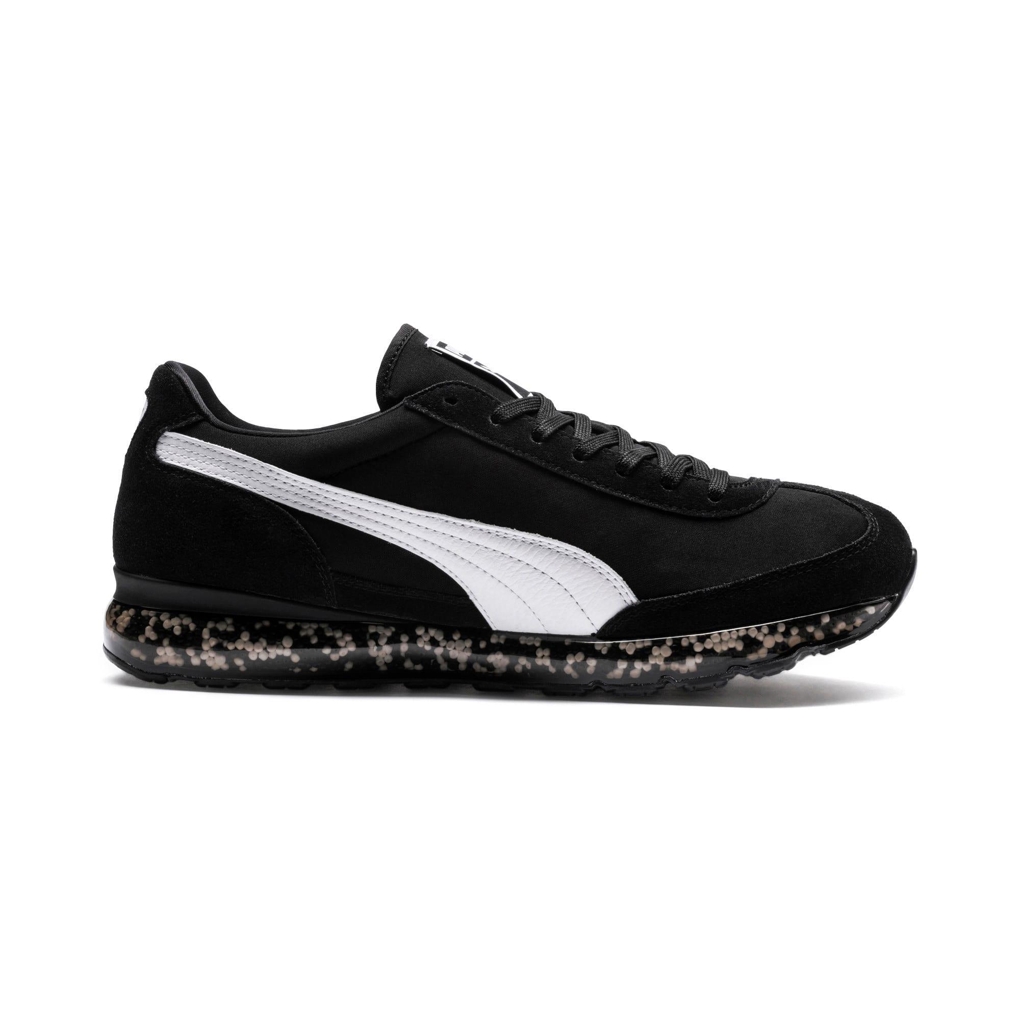 Thumbnail 5 of Jamming Easy Rider Running Shoes, Puma Black-Puma White, medium