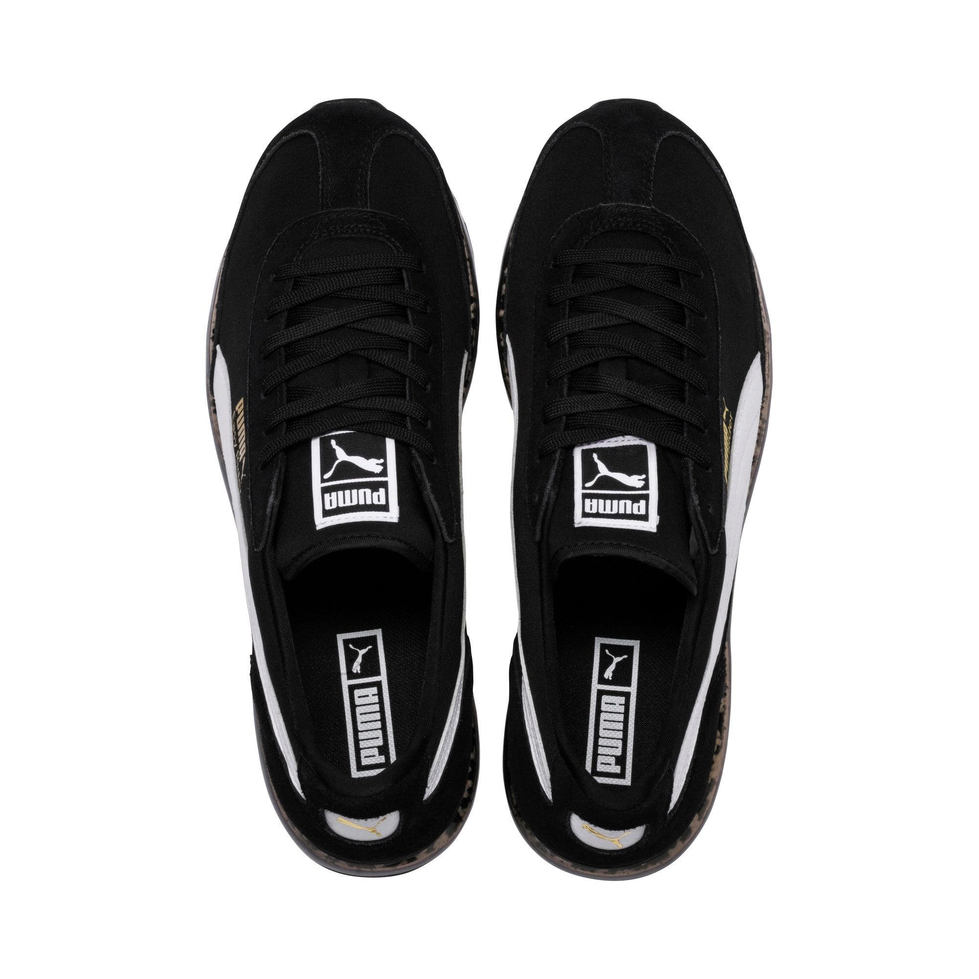 Thumbnail 6 of Jamming Easy Rider Running Shoes, Puma Black-Puma White, medium