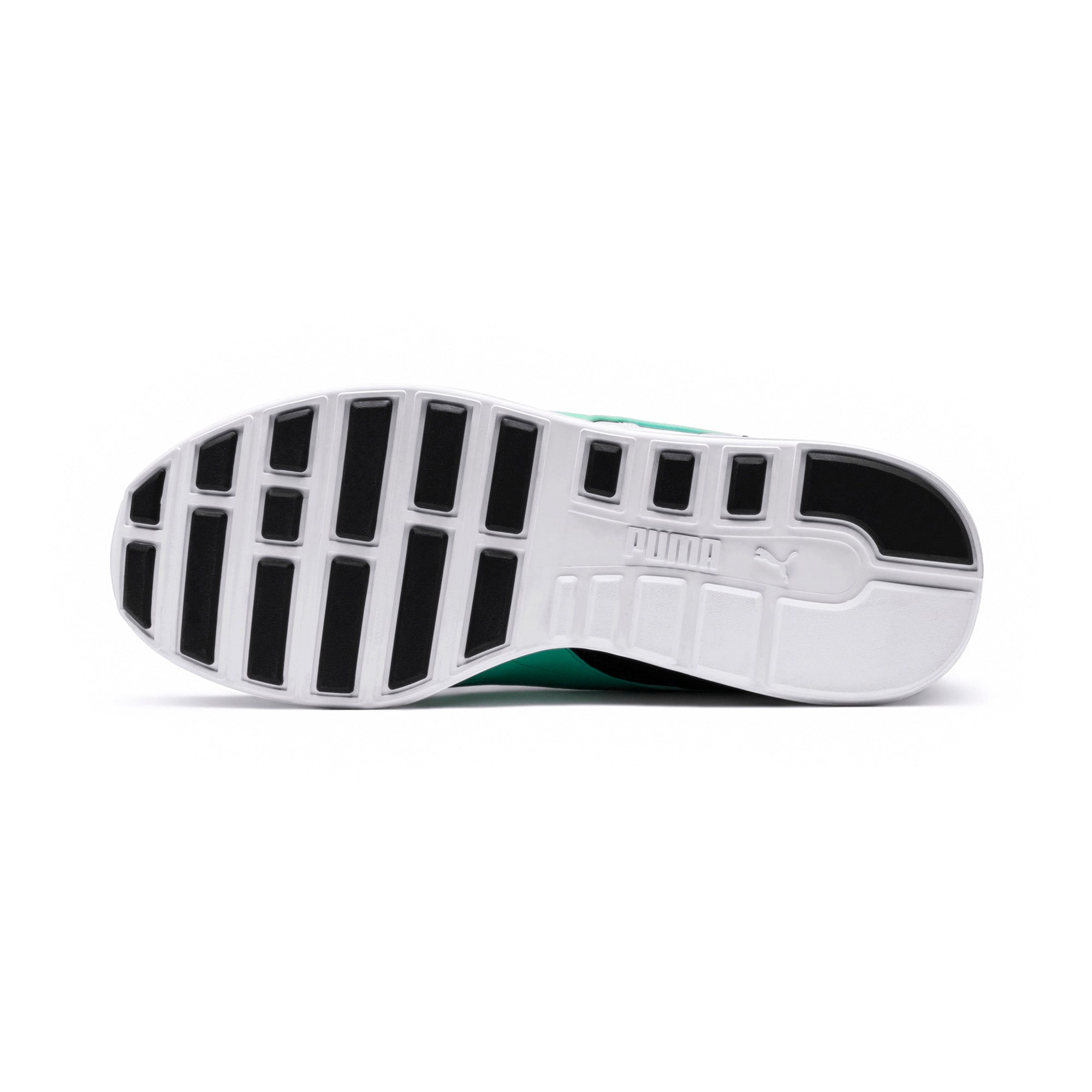 Thumbnail 3 of RS-100 Re-Invention Sneakers, GrayViolet-BiscayGreen-White, medium