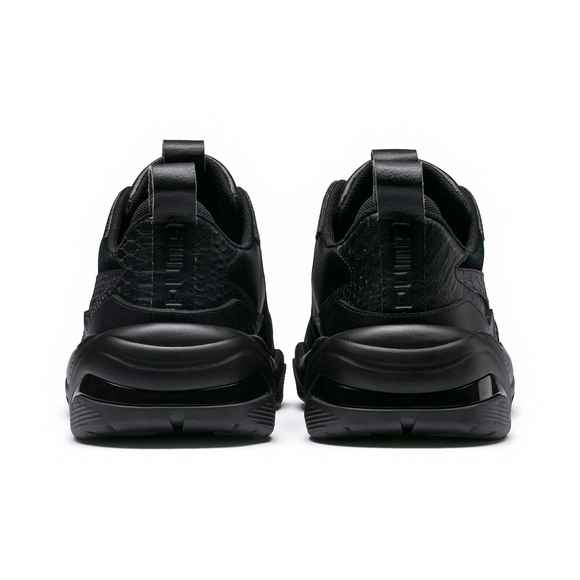 Thumbnail 4 of Thunder Desert Sneakers, Black-Puma Black-Black, medium