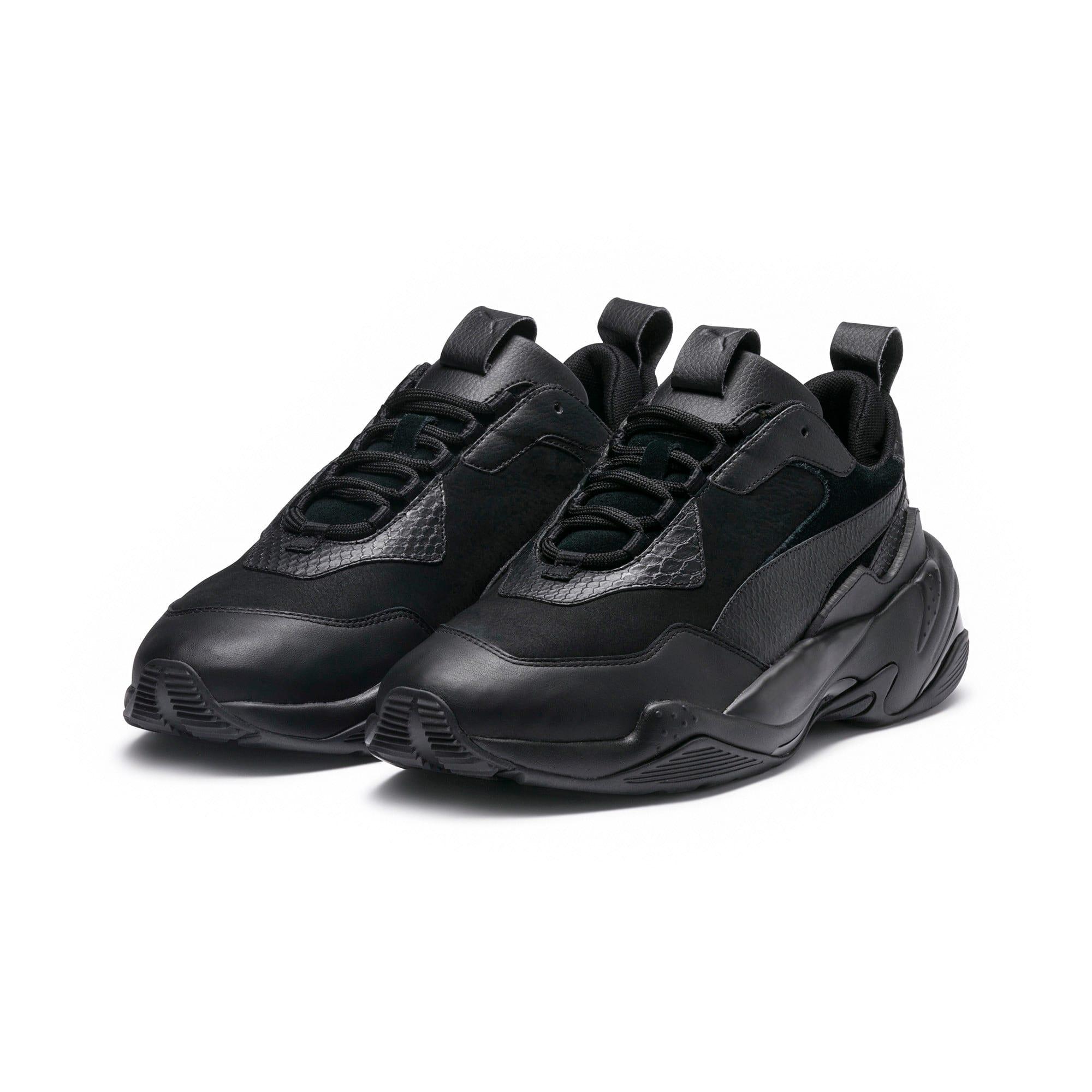 Thumbnail 2 of Thunder Desert Sneakers, Black-Puma Black-Black, medium