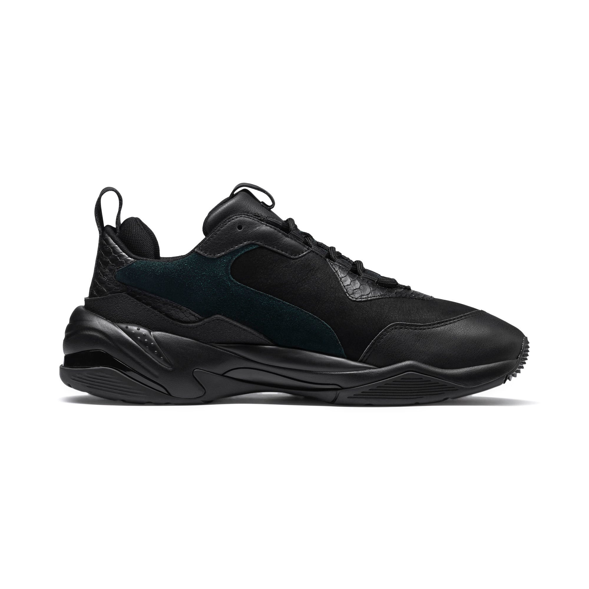 Thumbnail 5 of Thunder Desert Sneakers, Black-Puma Black-Black, medium