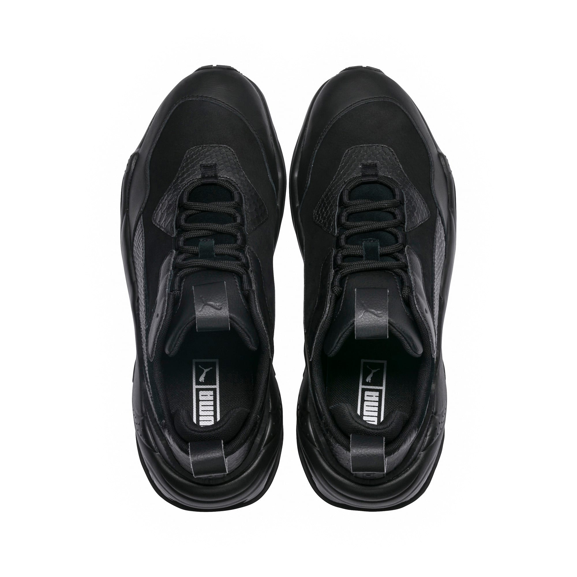 Thumbnail 6 of Thunder Desert Sneakers, Black-Puma Black-Black, medium