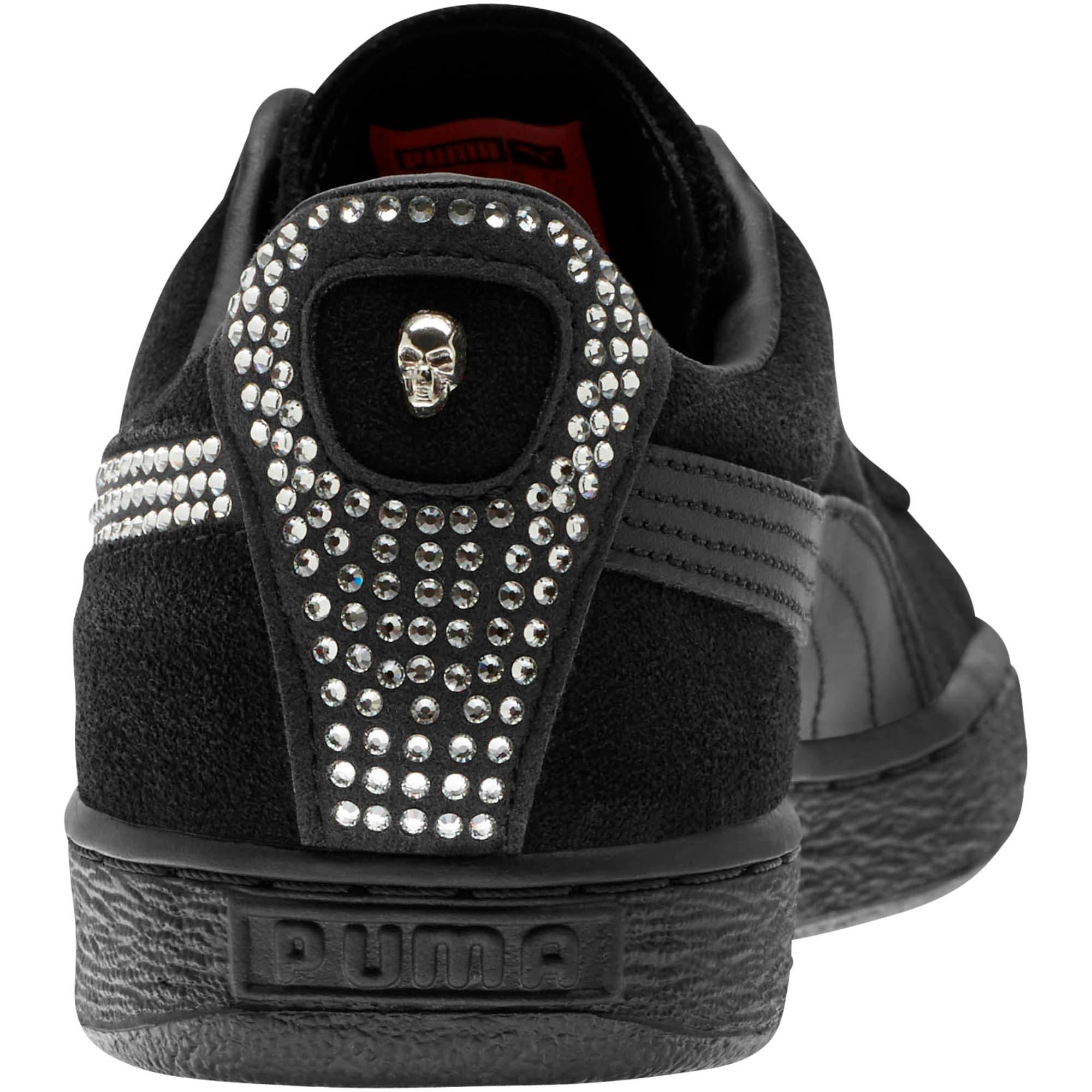 Miniatura 3 de Zapatos deportivos de gamuza PUMA x THE KOOPLES, Puma Black, mediano