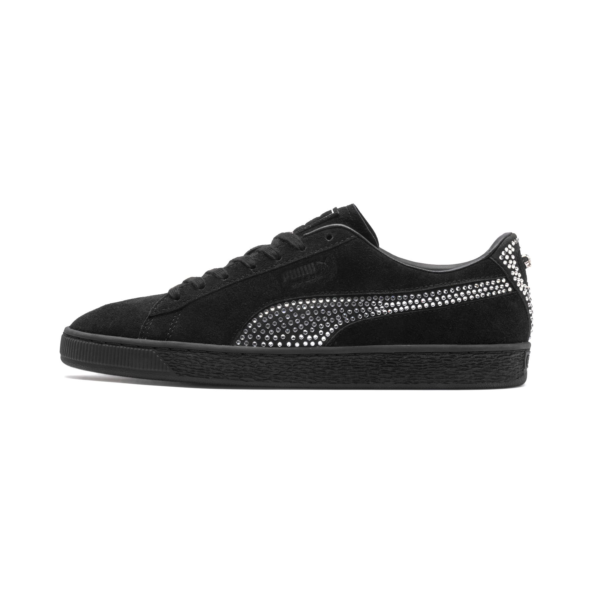 Miniatura 1 de Zapatos deportivos de gamuza PUMA x THE KOOPLES, Puma Black, mediano
