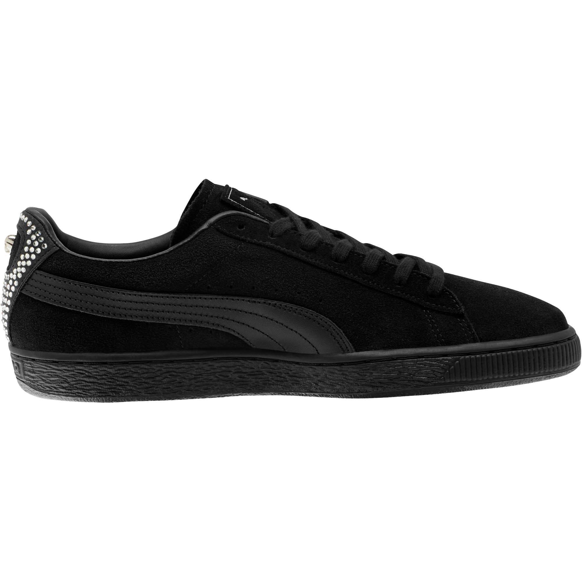 Miniatura 4 de Zapatos deportivos de gamuza PUMA x THE KOOPLES, Puma Black, mediano