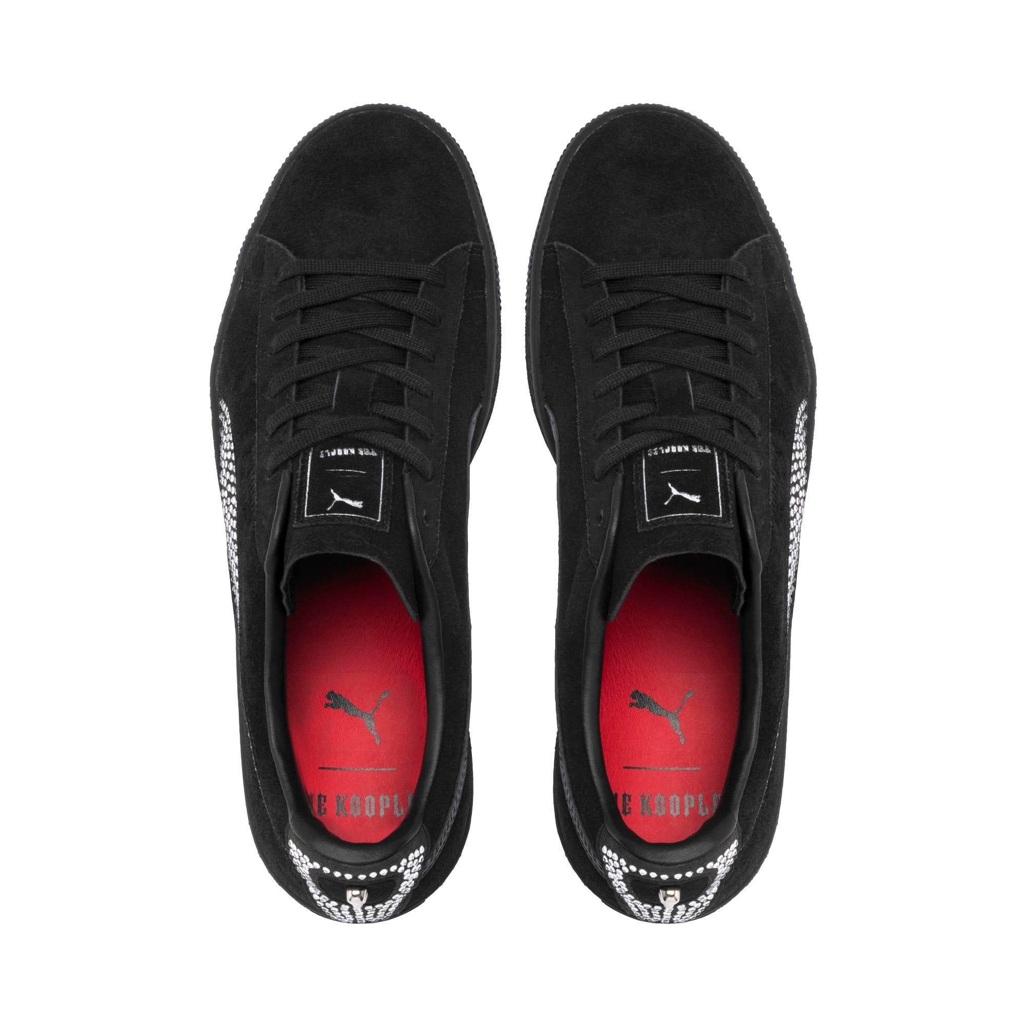 Miniatura 6 de Zapatos deportivos de gamuza PUMA x THE KOOPLES, Puma Black, mediano