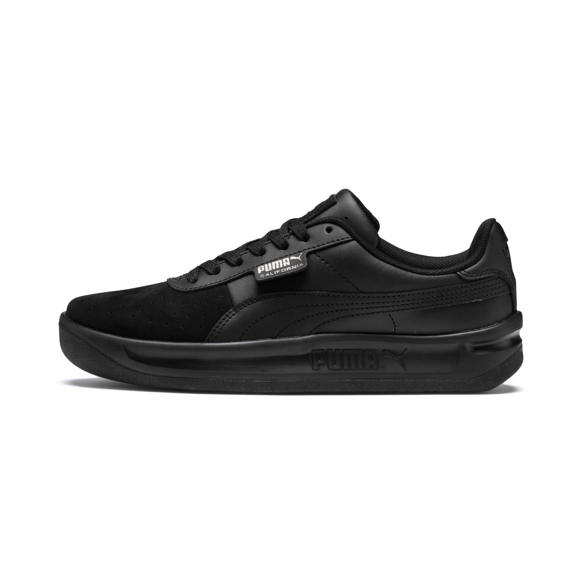 Thumbnail 1 of California Exotic Women's Sneakers, Puma Black-Metallic Ash, medium