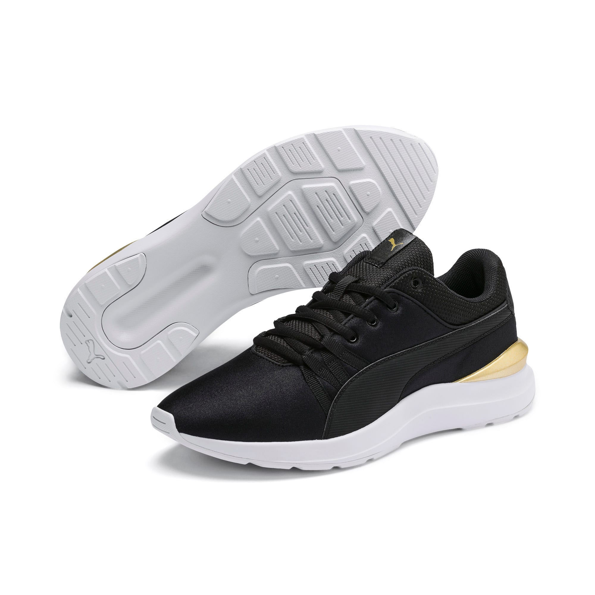 Thumbnail 2 of Adela Women's Sneakers, Puma Black - Puma Black, medium
