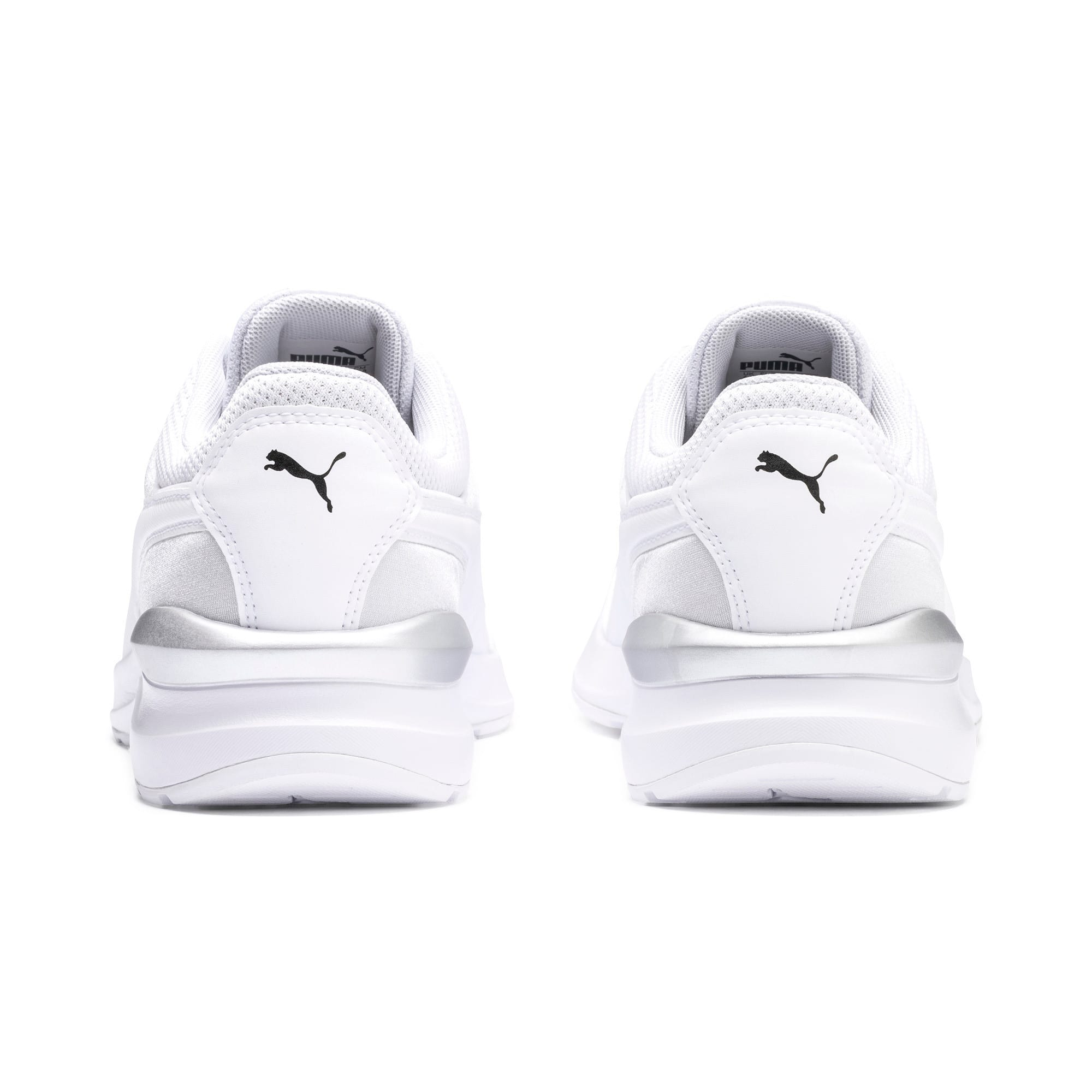Thumbnail 4 of Adela Women's Sneakers, Puma White-Puma White, medium