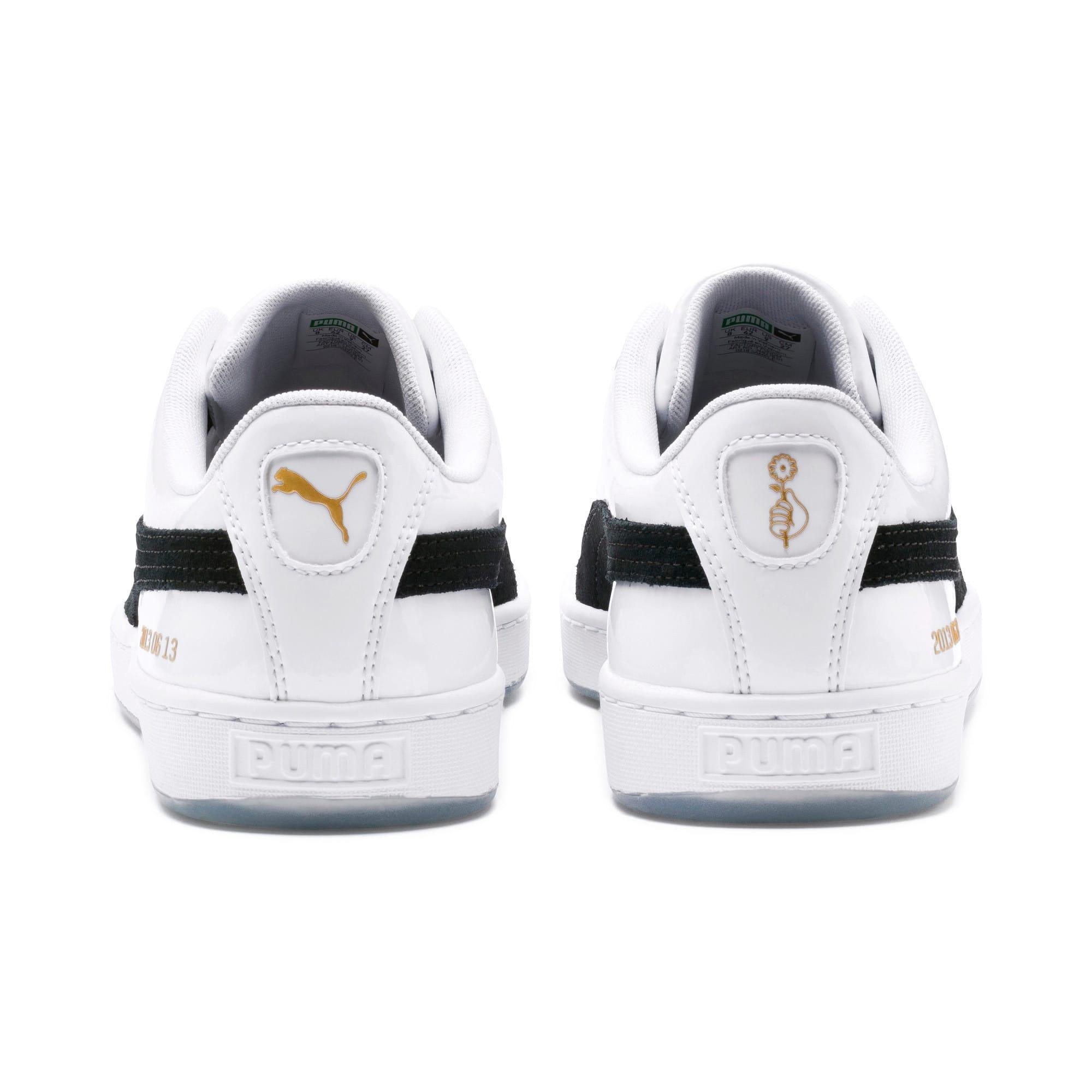 premium selection eb8db aedfb PUMA x BTS Basket Patent Sneakers