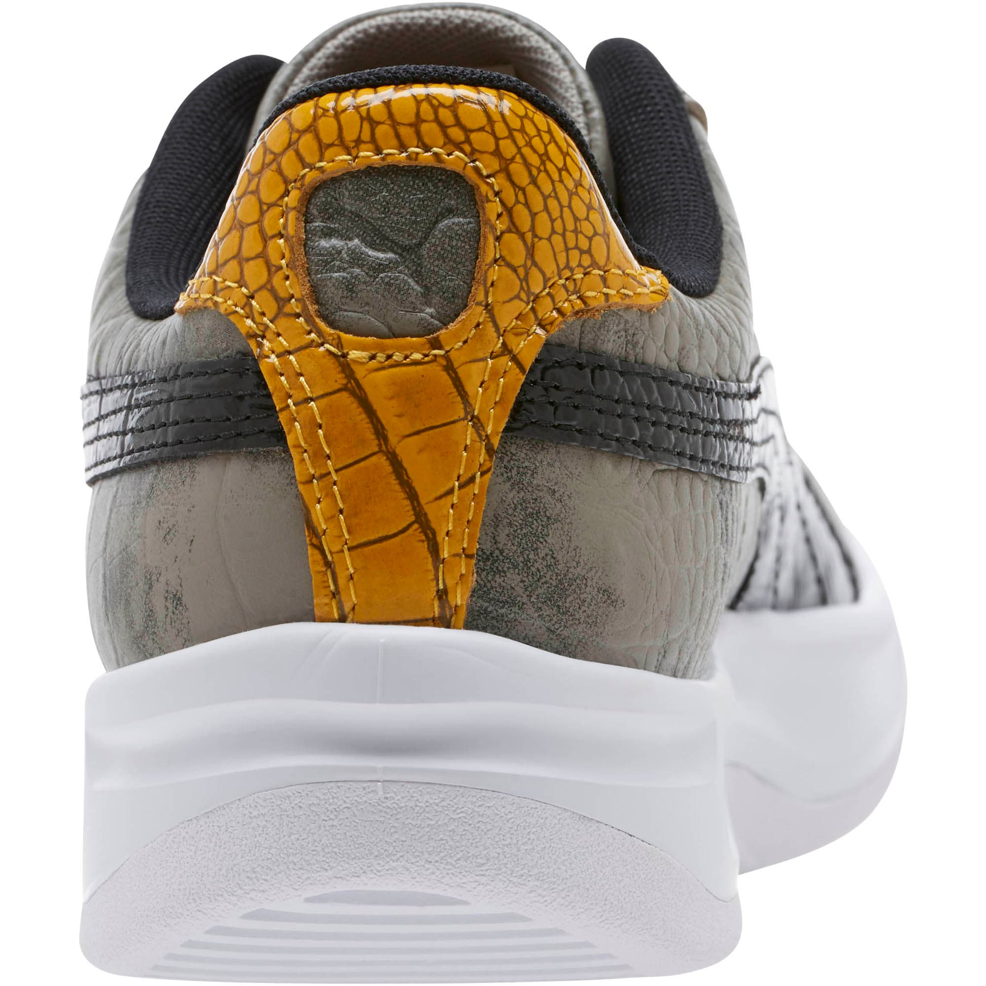 Thumbnail 4 of GV Special+ Gator Gray Men's Sneakers, Elephant Skin-Puma Black, medium