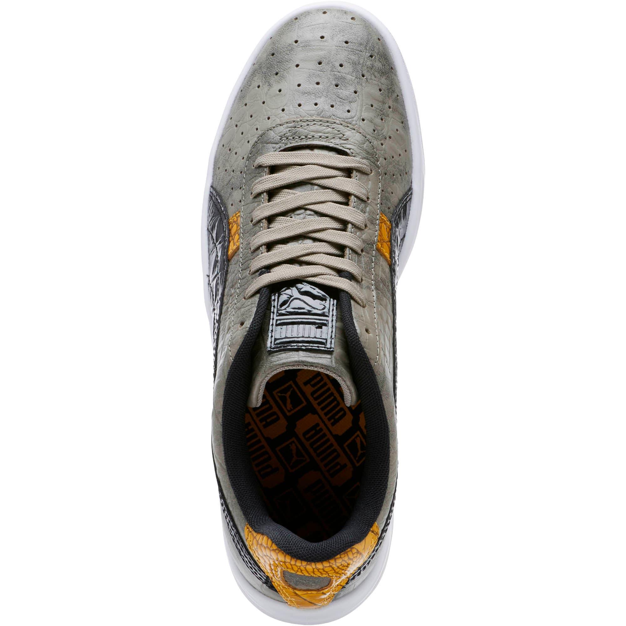 Thumbnail 5 of GV Special+ Gator Gray Men's Sneakers, Elephant Skin-Puma Black, medium