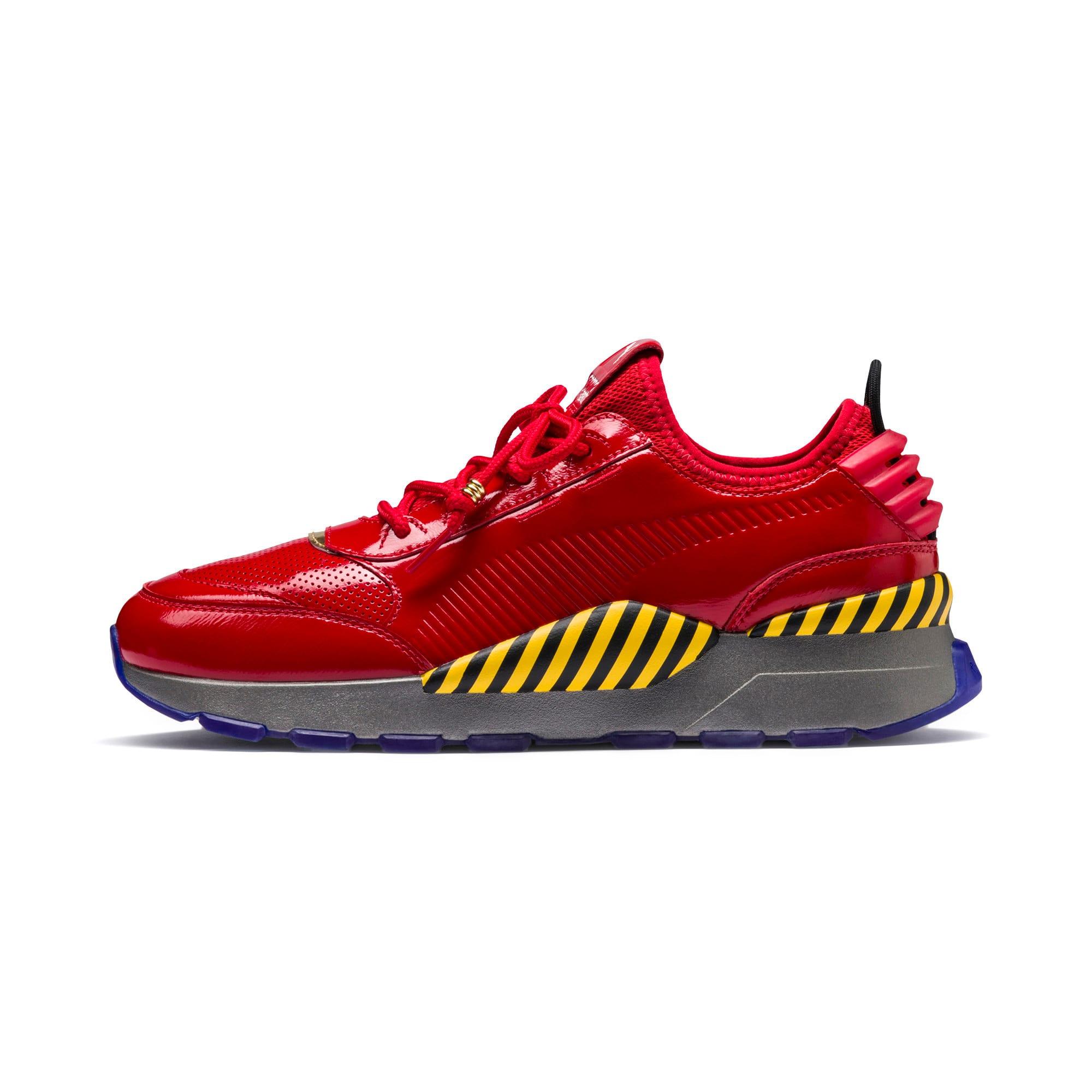 Puma X Sega Rs 0 Eggman Sneakers  