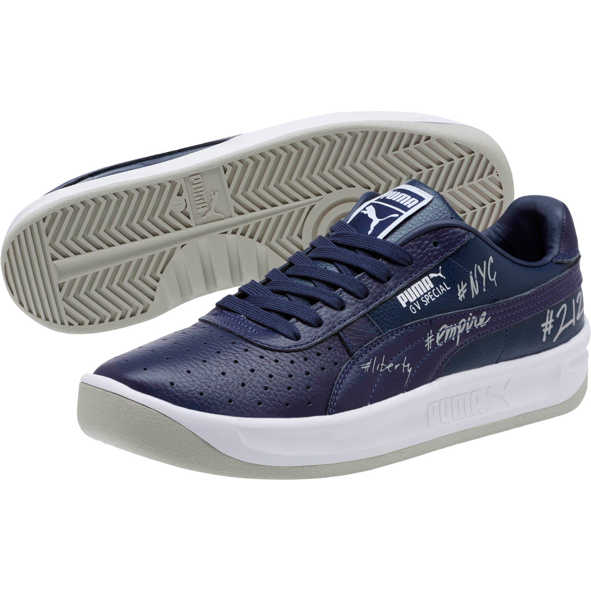 Thumbnail 2 of GV Special NYC Sneakers, Peacoat-Puma White-Gray Vlt, medium