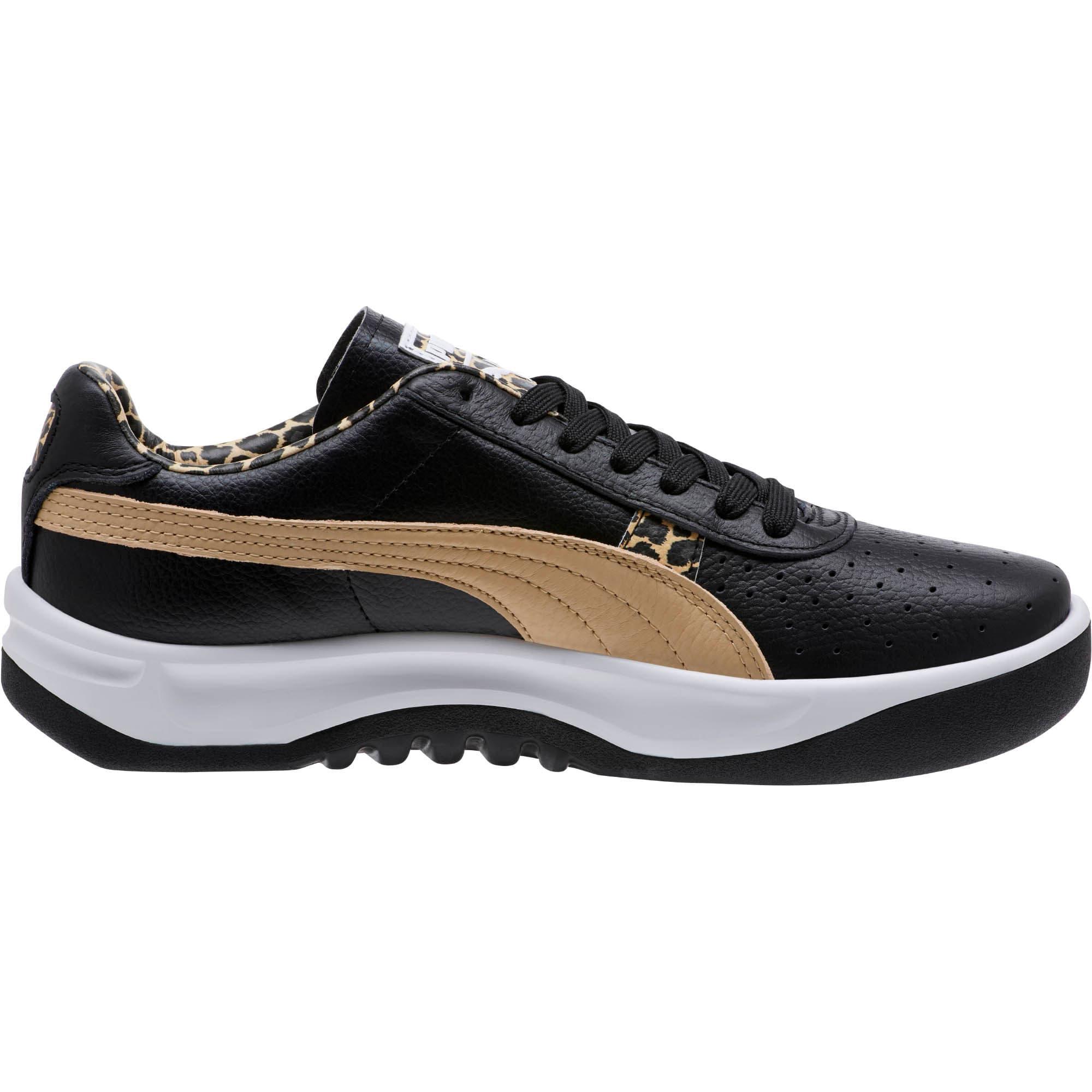 Thumbnail 3 of GV Special Wild Sneakers, Black-Pebble-Puma Team Gold, medium