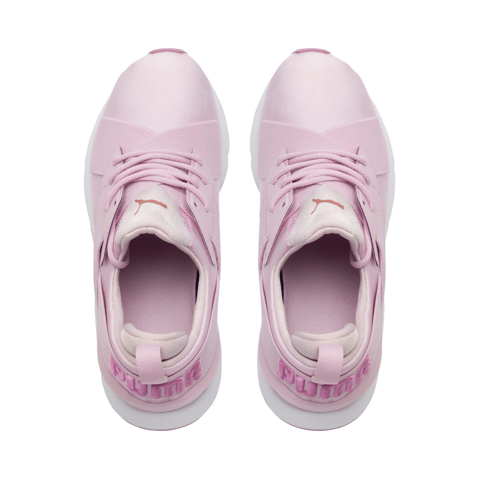 Thumbnail 6 of Muse Satin II Damen Sneaker, Winsome Orchid-Smoky Grape, medium