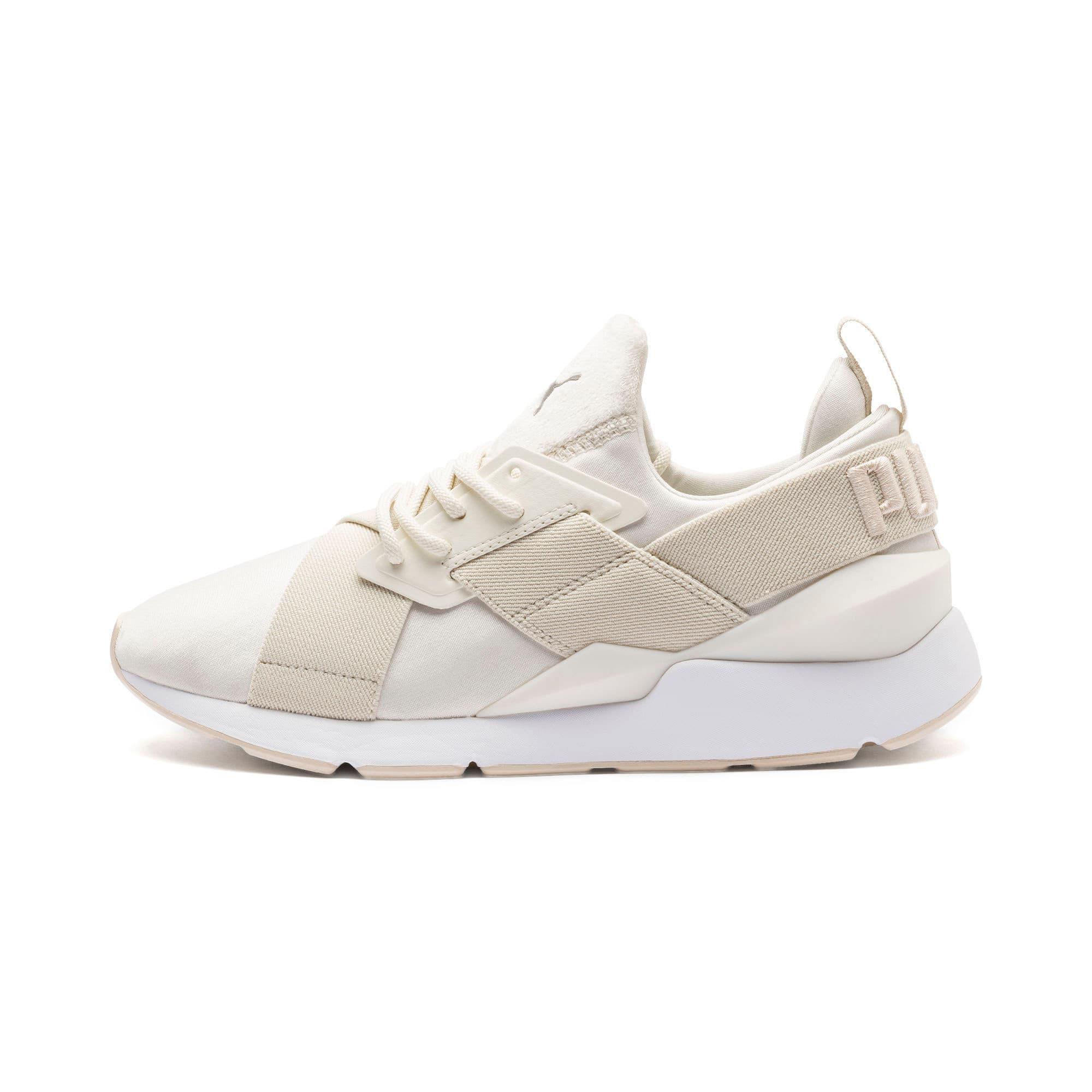wholesale dealer 99f46 d6e27 Muse 2 Satin Women's Sneakers