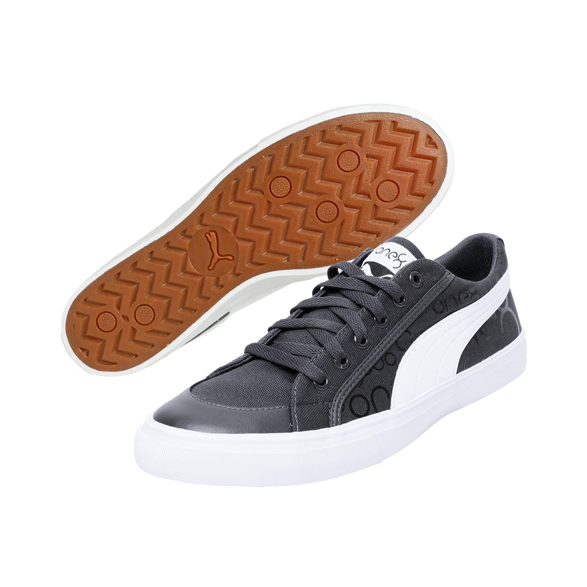 Thumbnail 2 of one8 Men's Sneakers, Iron Gate-Puma White-Black, medium-IND