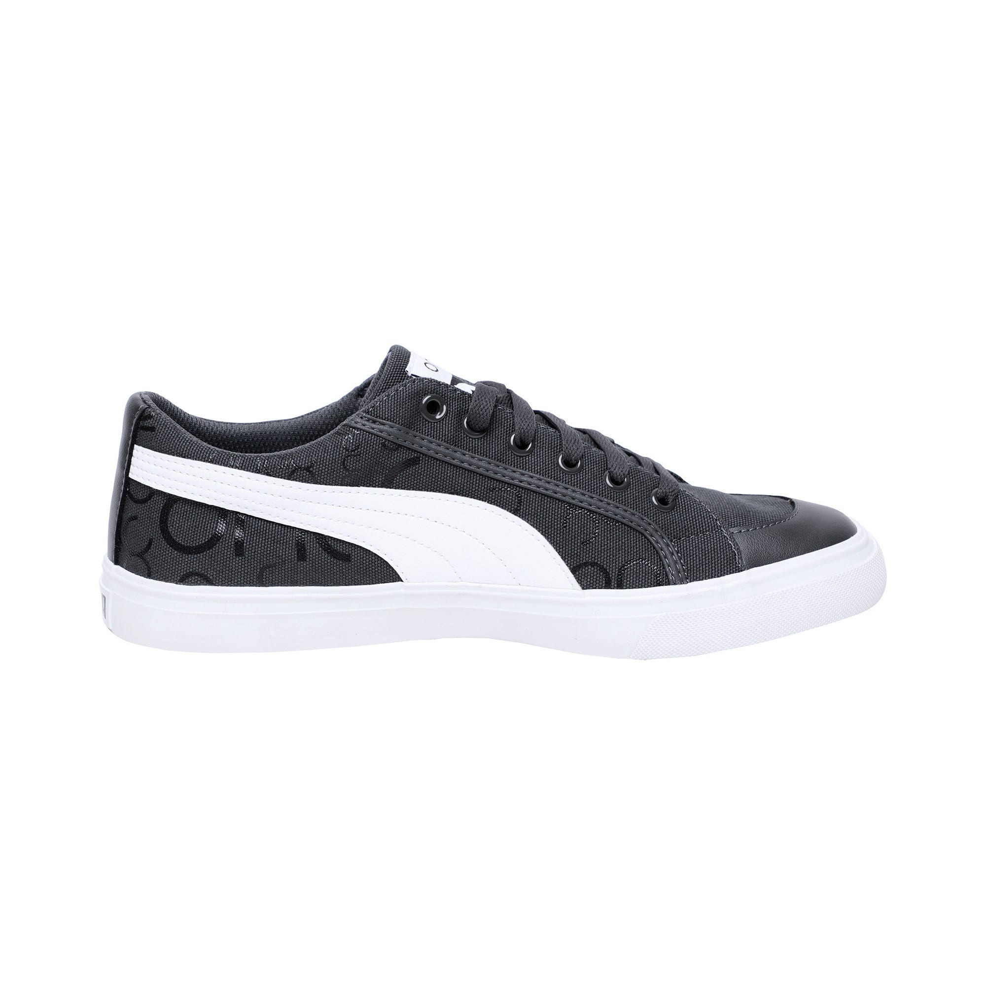 Thumbnail 4 of one8 Men's Sneakers, Iron Gate-Puma White-Black, medium-IND