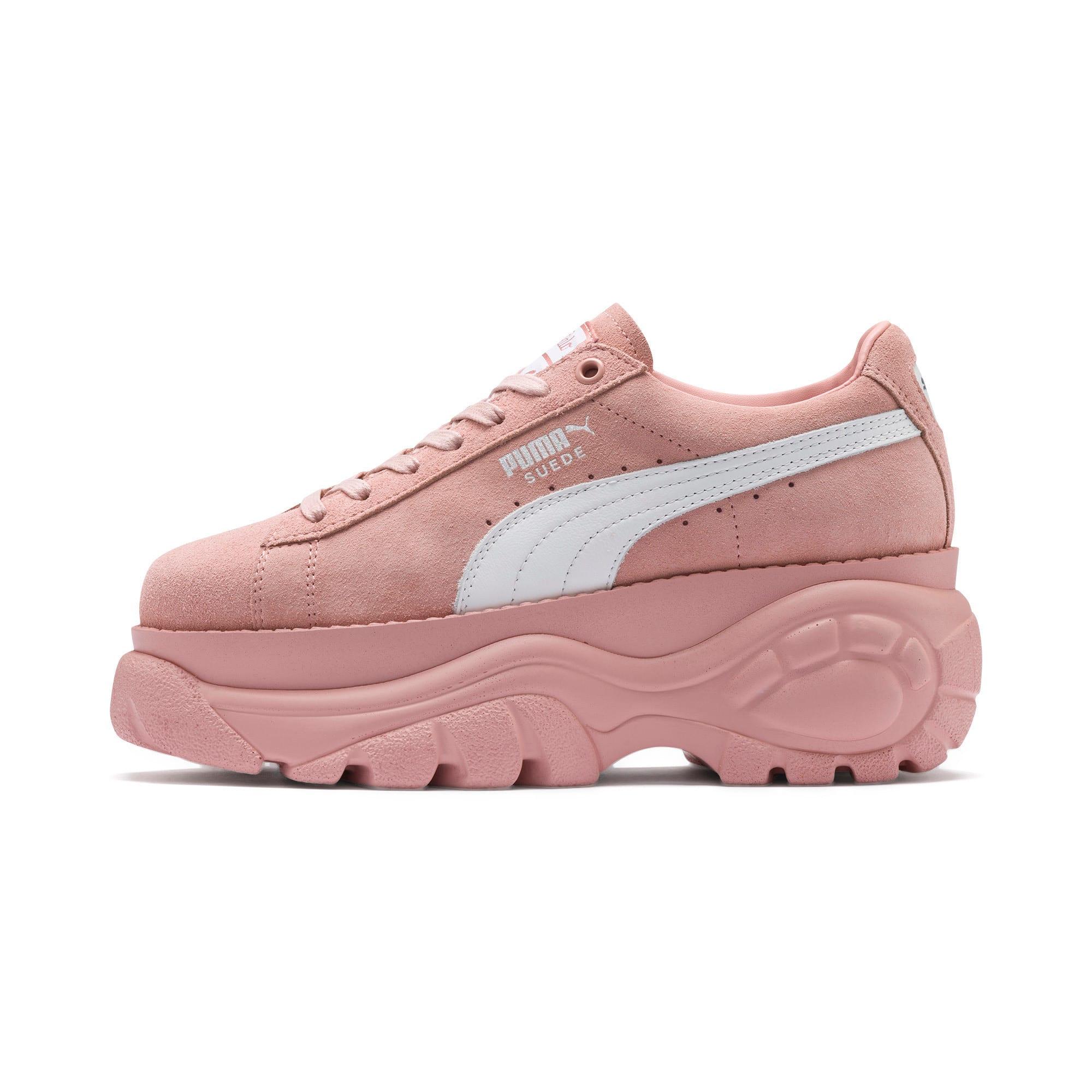 sports shoes e5c96 e44eb PUMA x BUFFALO LONDON Suede Classic Women's Sneakers