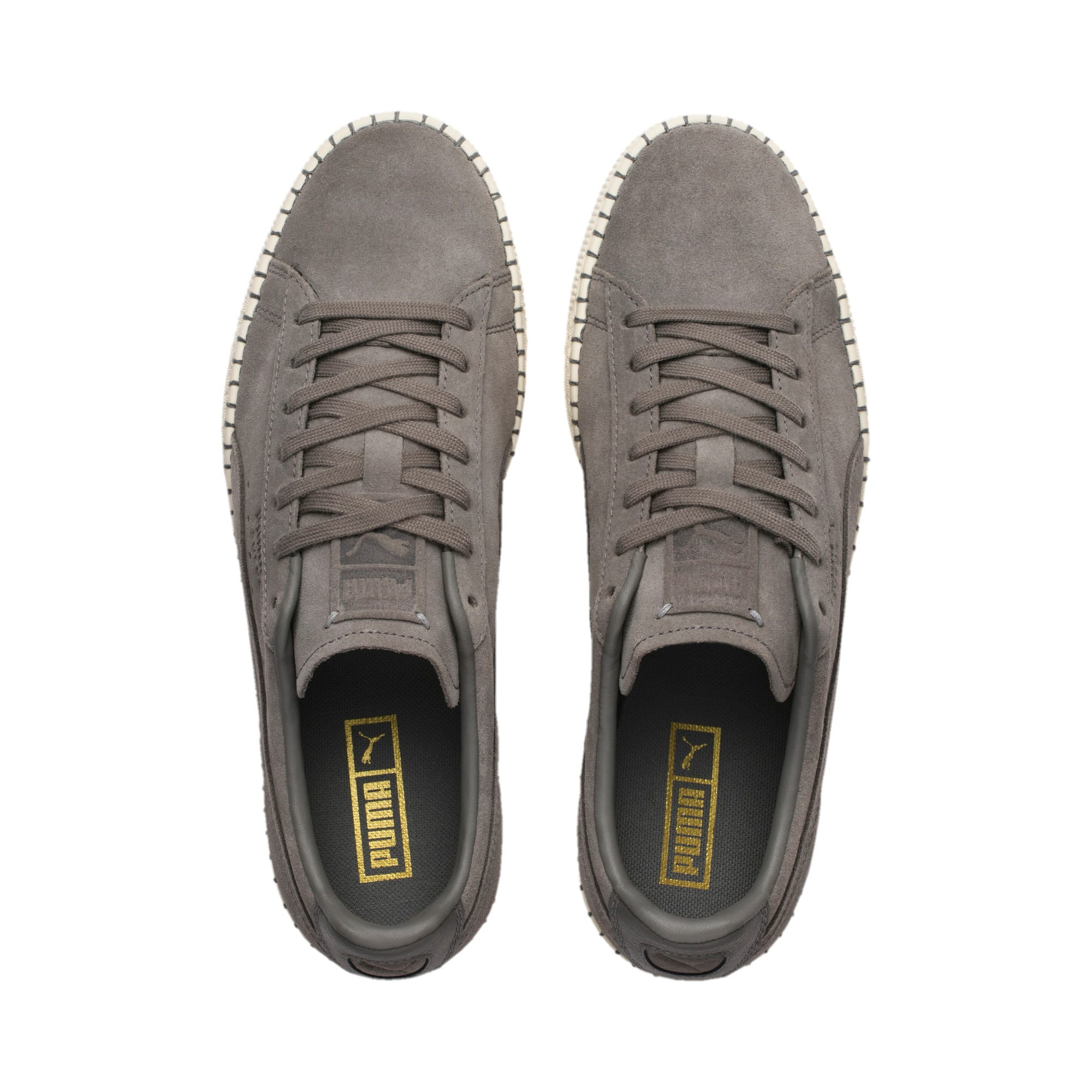 reputable site cf549 7675f Suede Classic Blanket Stitch Sneakers