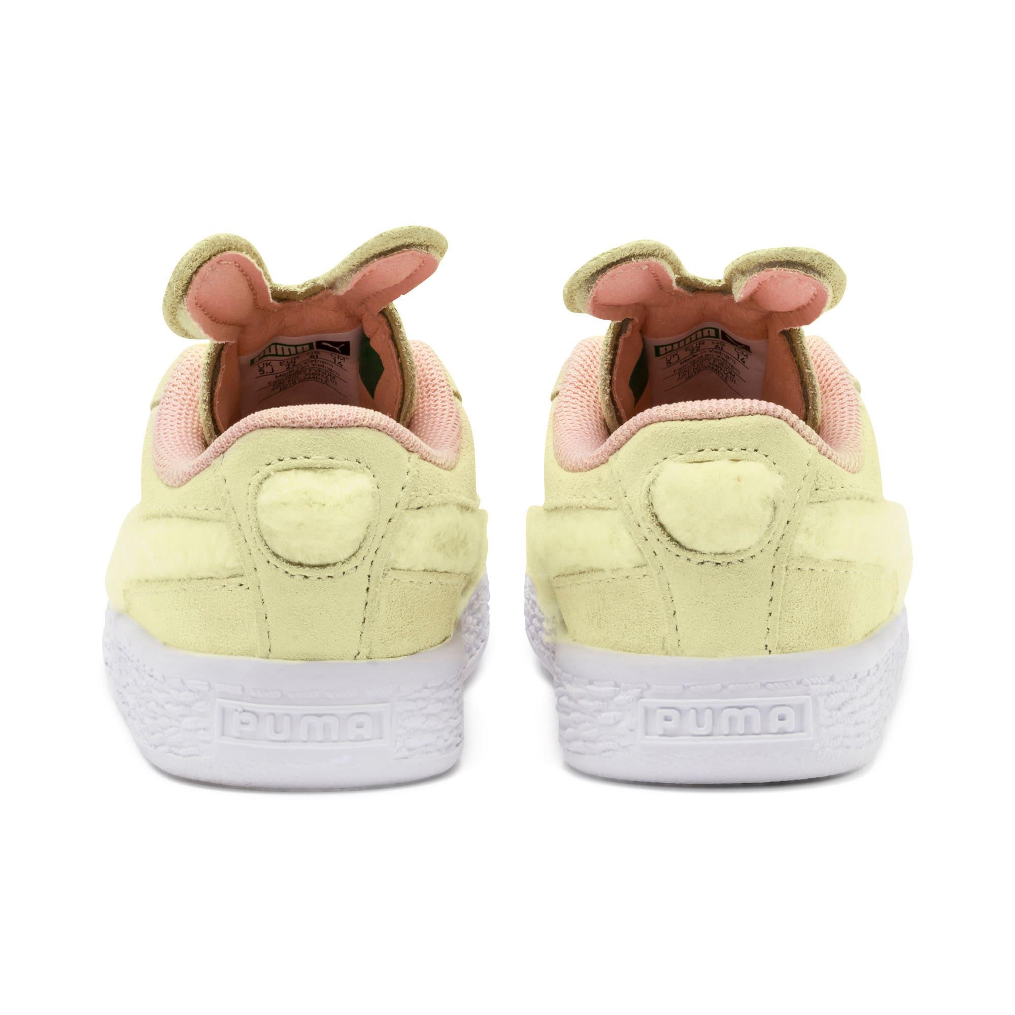 Miniatura 3 de Zapatos Suede Easter AC para bebé, YELLOW-Coral Cloud-Gold, mediano