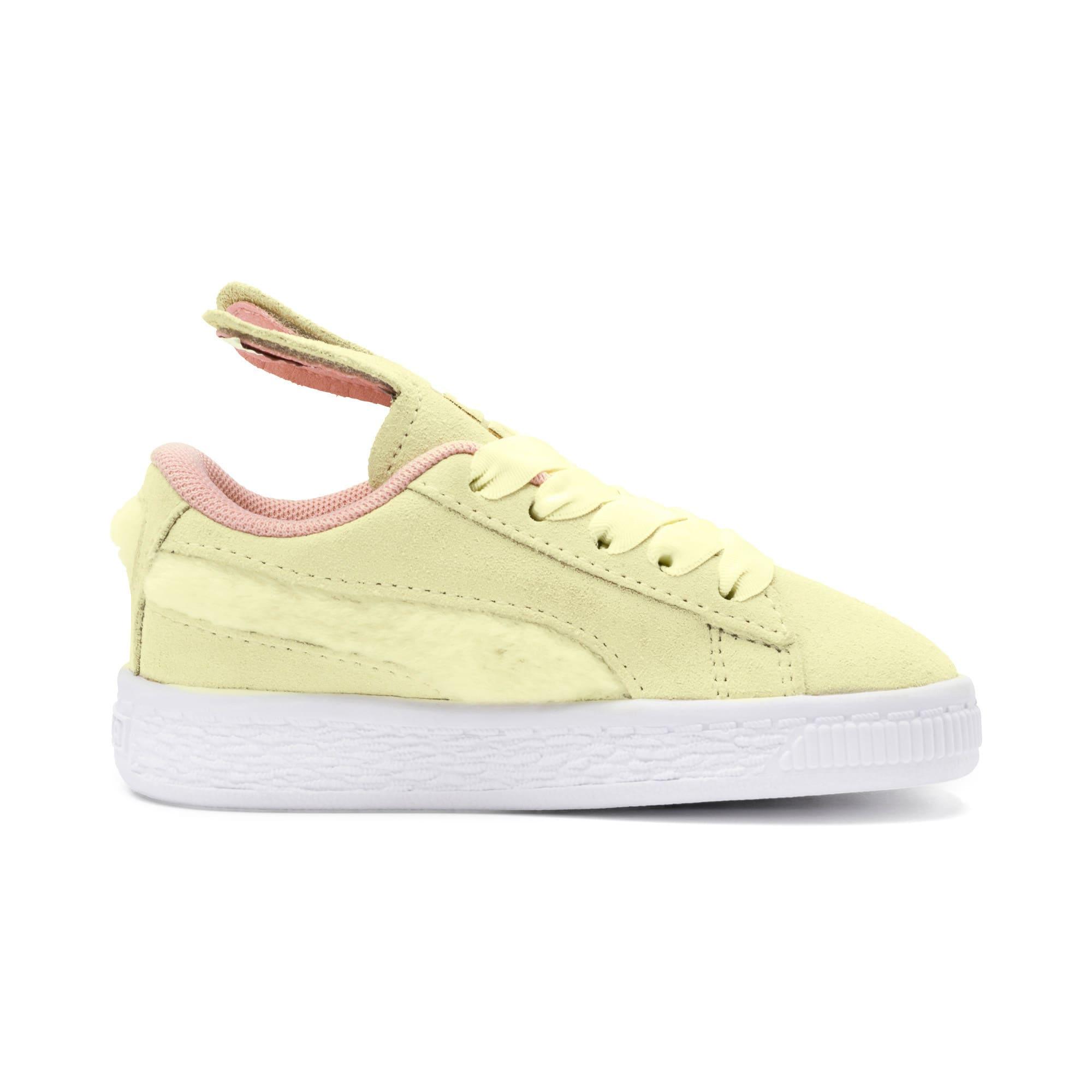Miniatura 5 de Zapatos Suede Easter AC para bebé, YELLOW-Coral Cloud-Gold, mediano