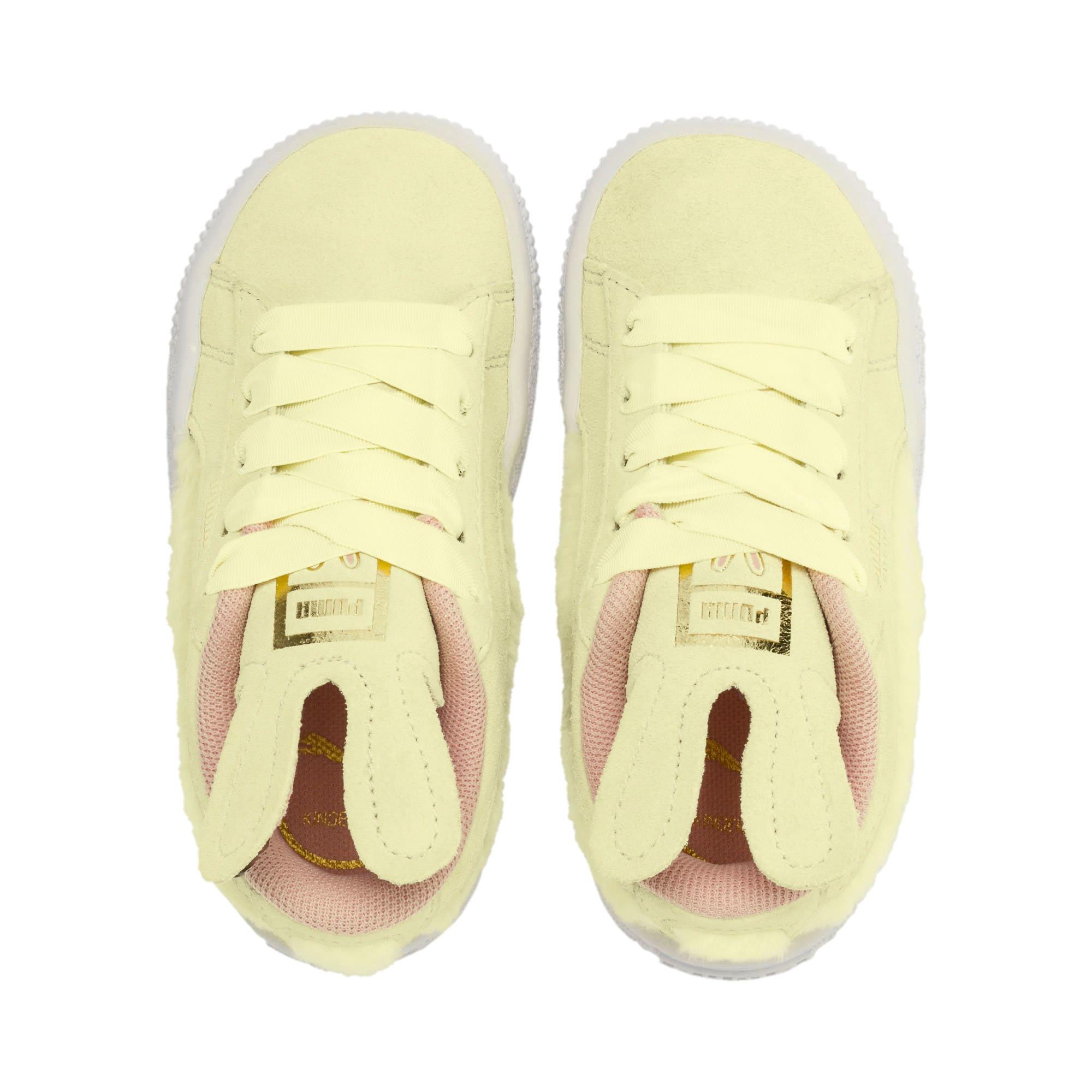 Miniatura 6 de Zapatos Suede Easter AC para bebé, YELLOW-Coral Cloud-Gold, mediano