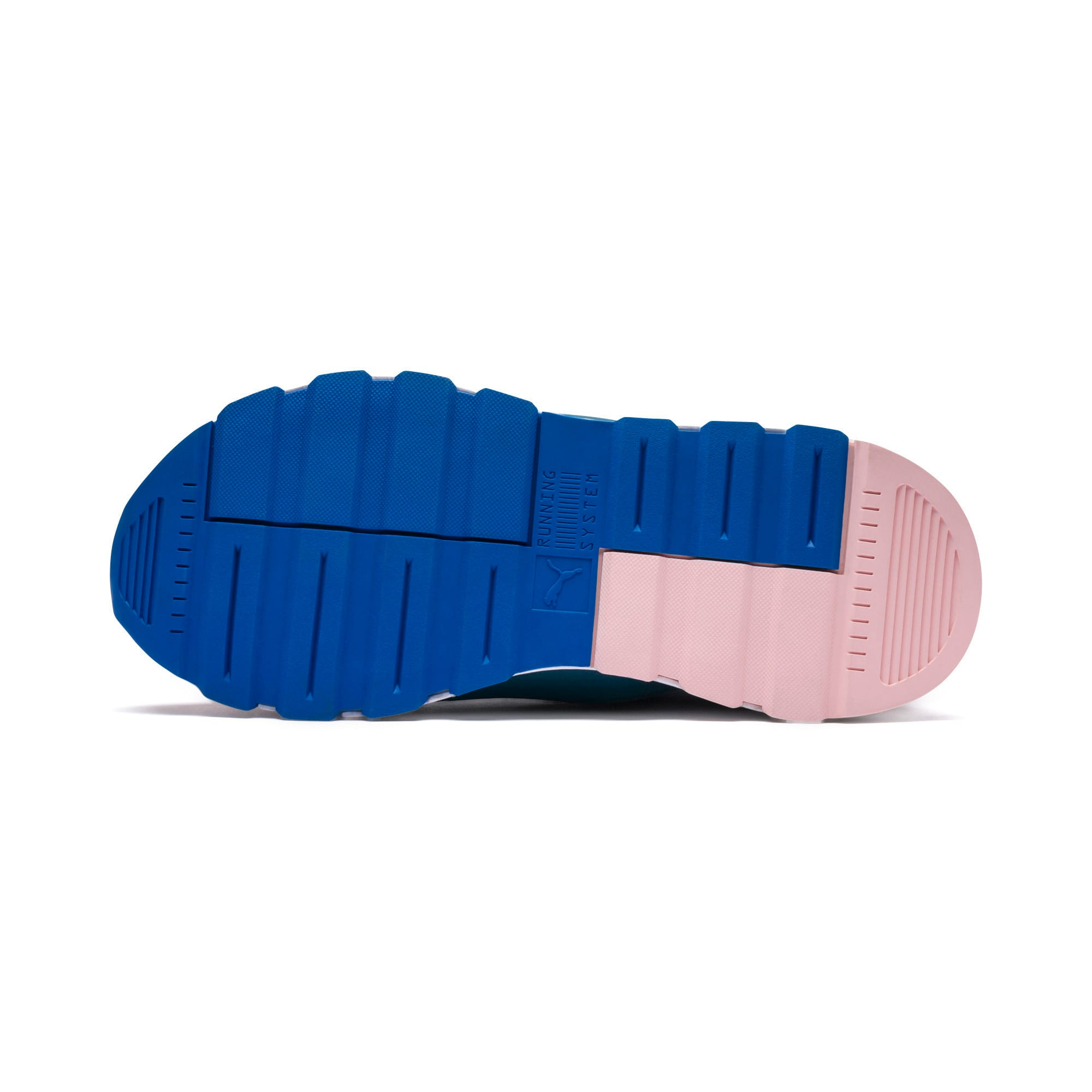 Thumbnail 4 of Sesame Street 50 RS-0 Little Kids' Shoes, Veiled Rose-Indigo-BlueCoral, medium