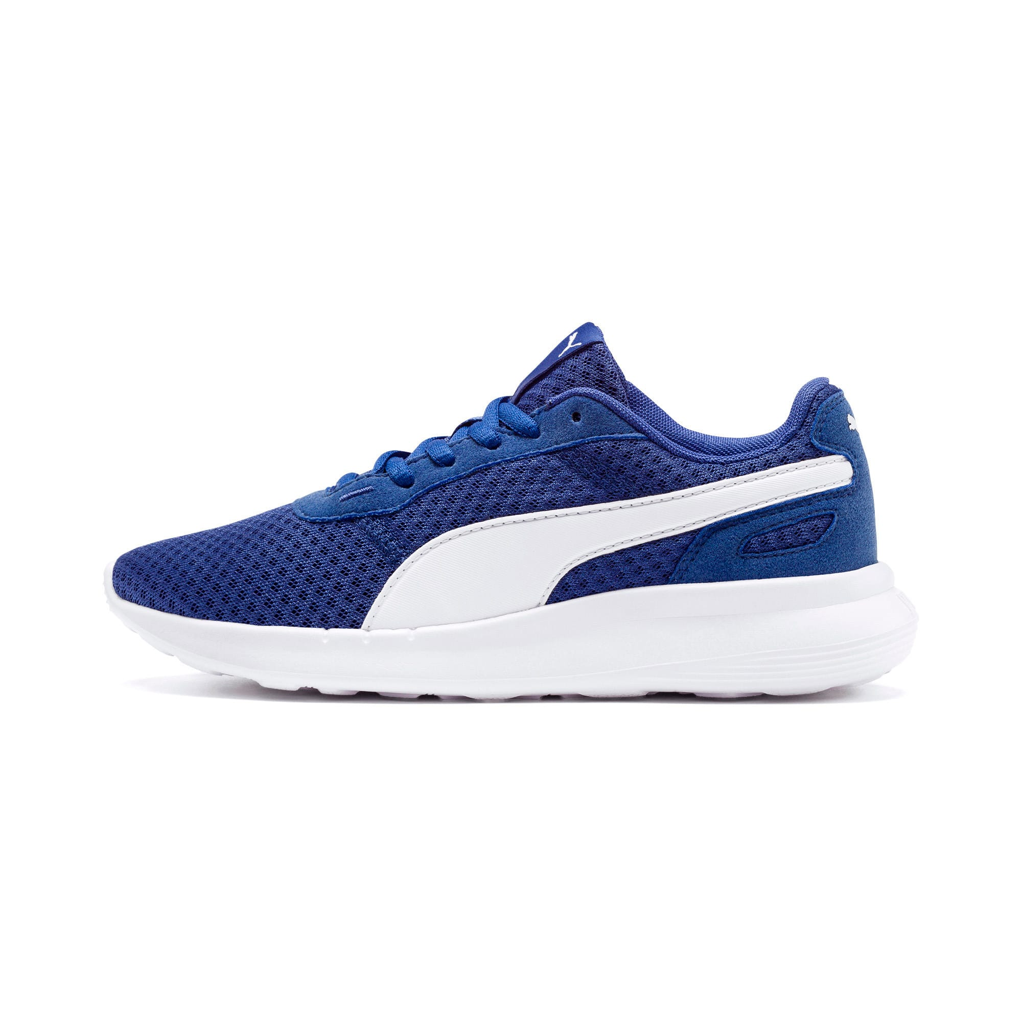 Thumbnail 1 of ST Activate Sneakers JR, Galaxy Blue-Puma White, medium