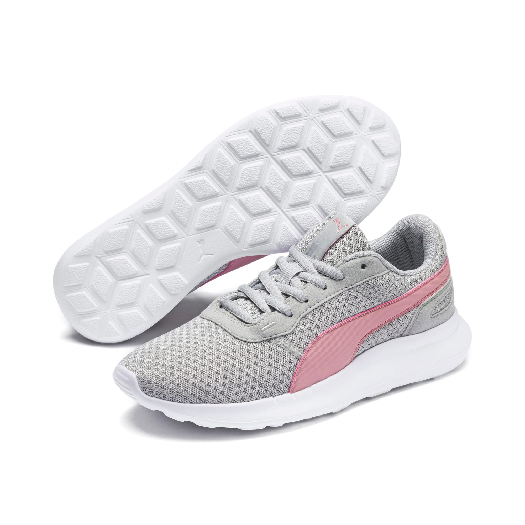 Thumbnail 2 of ST Activate Sneakers JR, Gray Violet-Bridal Rose, medium