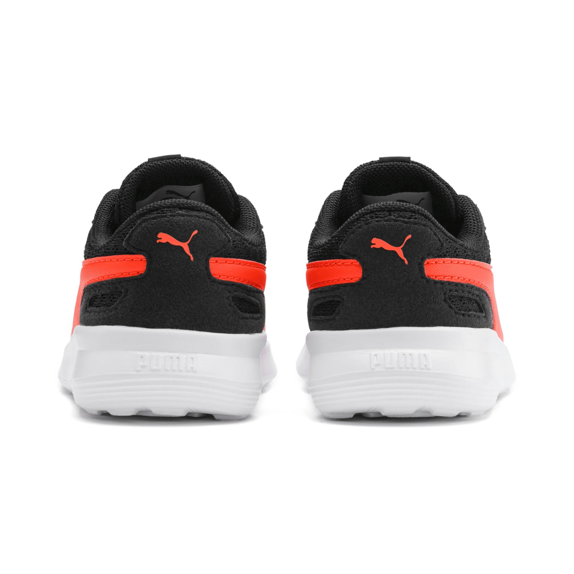 Thumbnail 3 of ST Activate AC Toddler Shoes, Puma Black-Cherry Tomato, medium