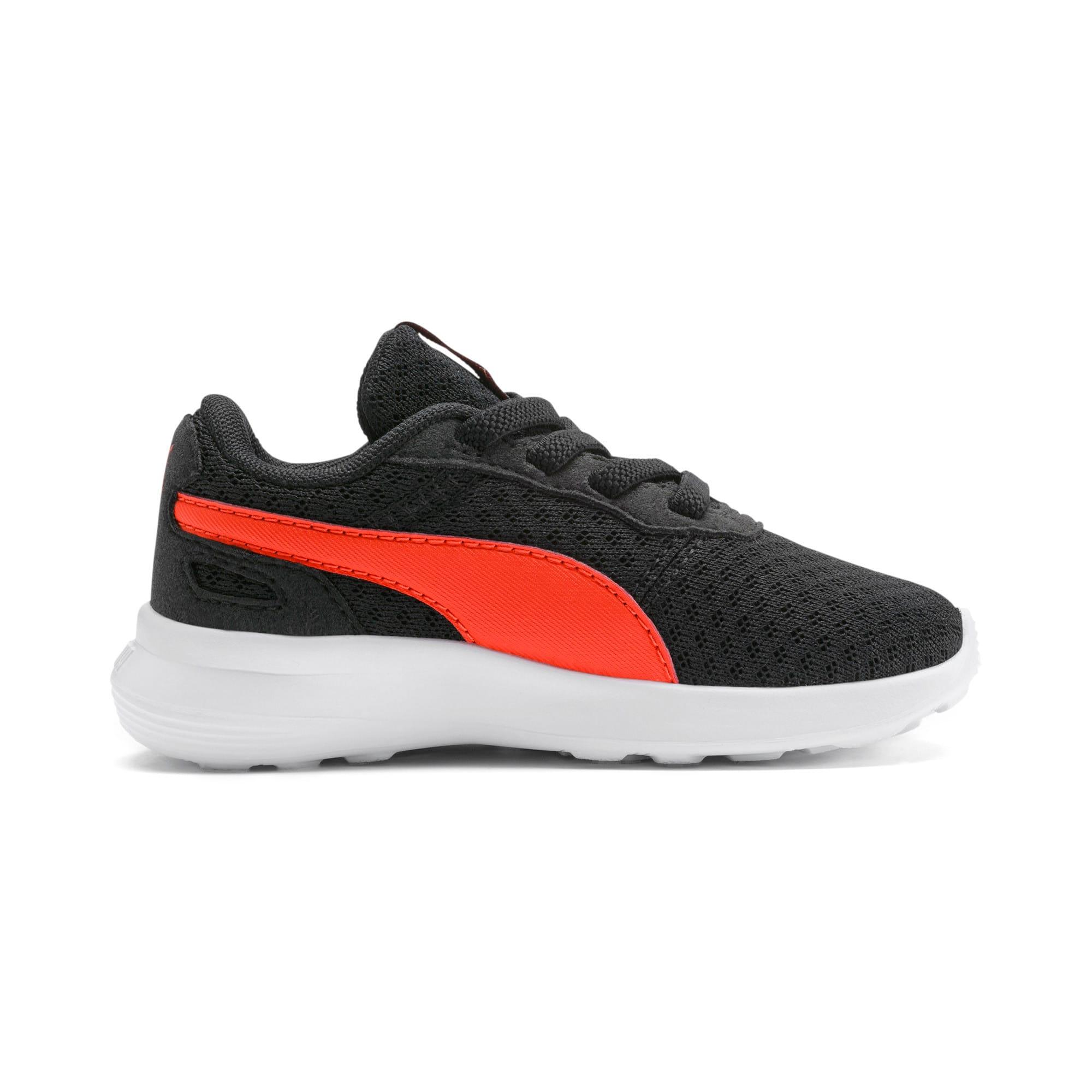 Thumbnail 5 of ST Activate AC Toddler Shoes, Puma Black-Cherry Tomato, medium