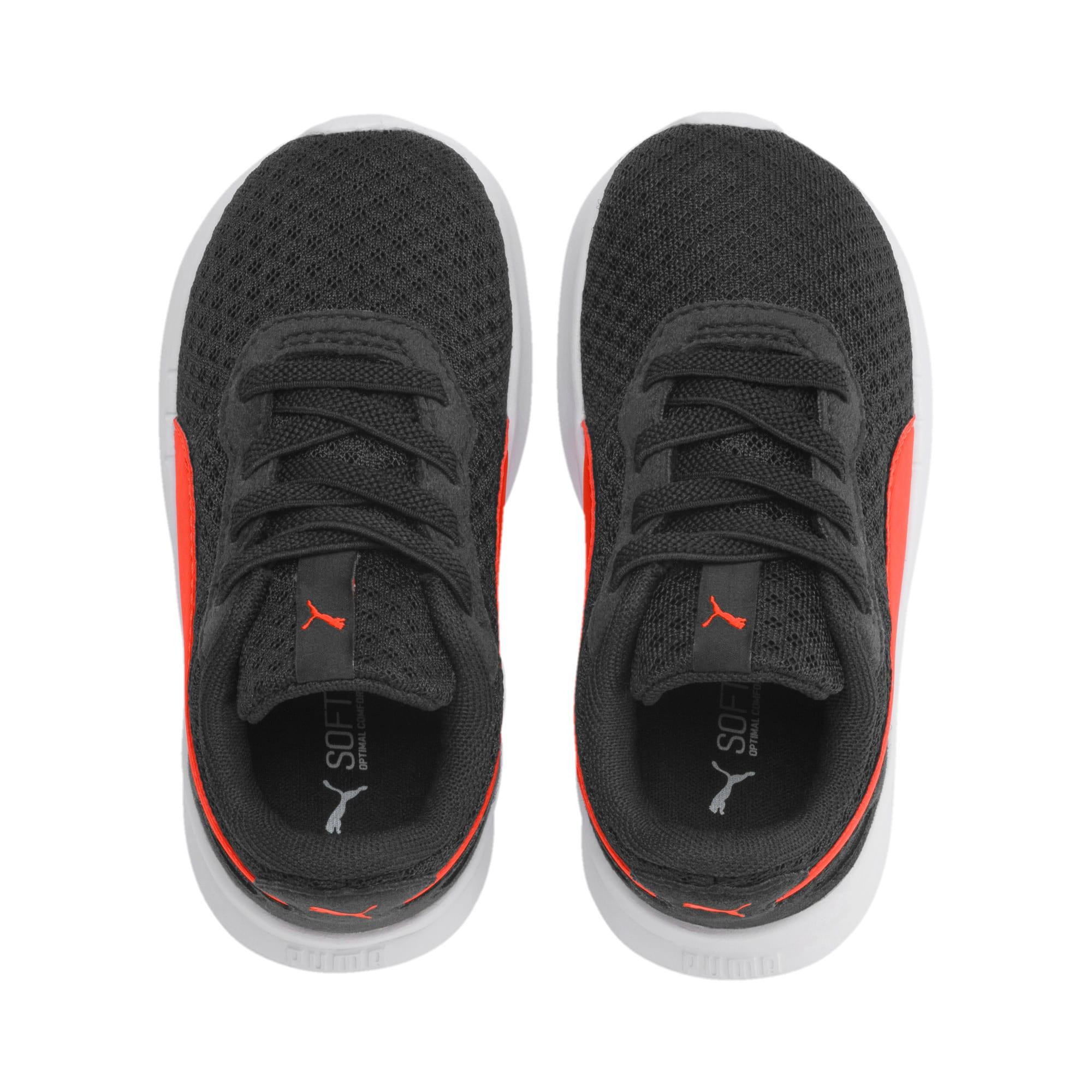 Thumbnail 6 of ST Activate AC Toddler Shoes, Puma Black-Cherry Tomato, medium