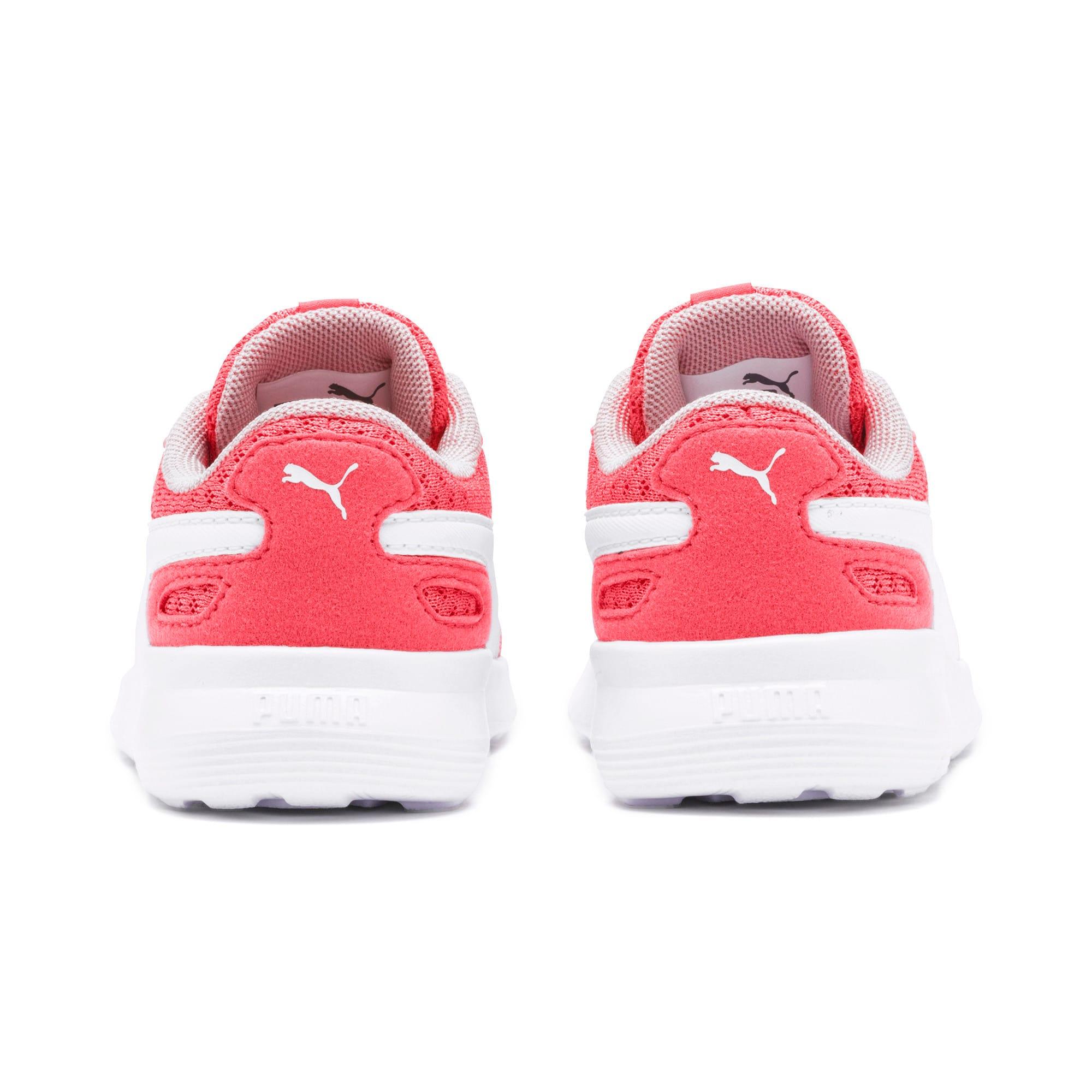 Miniatura 4 de Zapatos ST Activate AC para bebé, Calypso Coral-Puma White, mediano